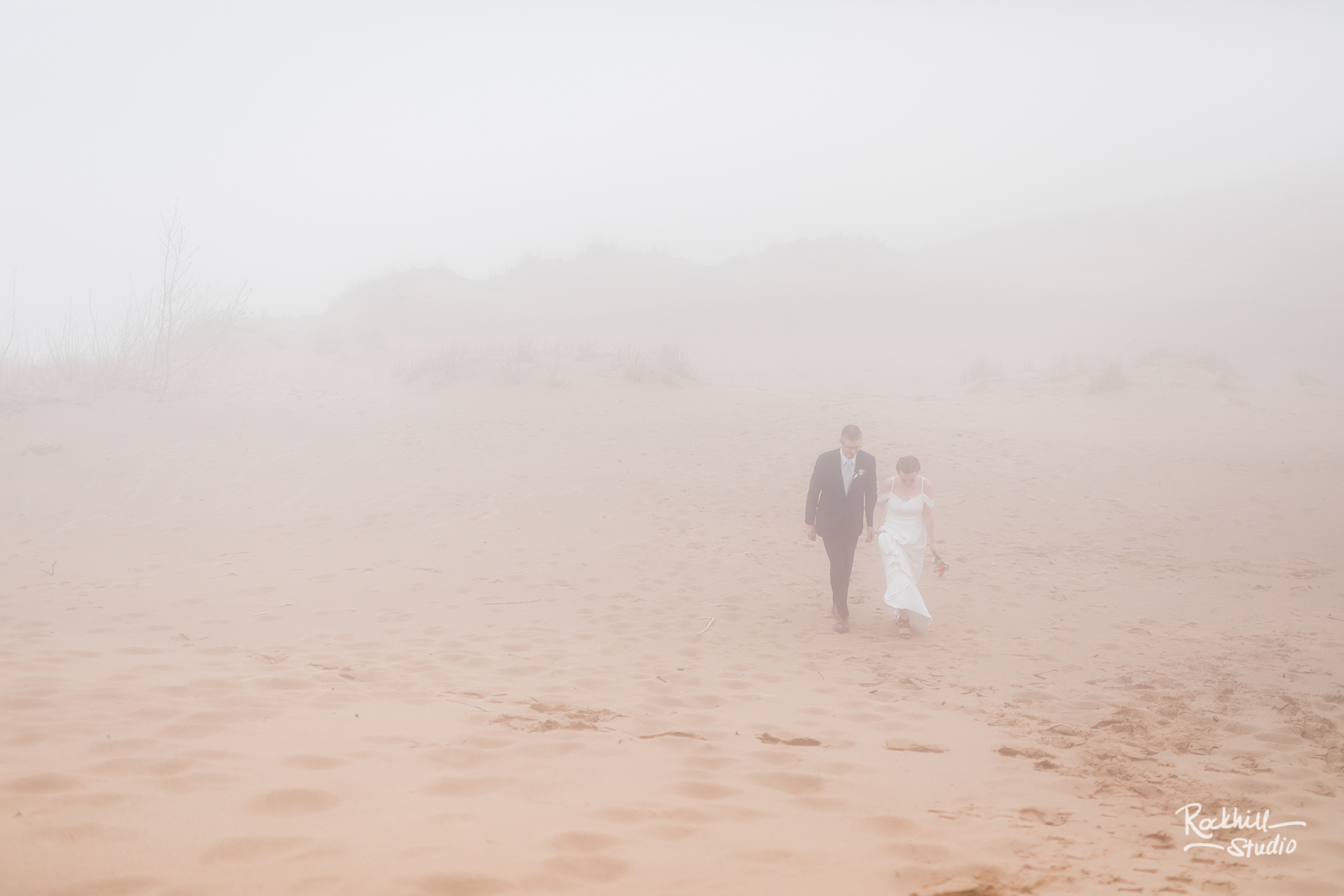 Traverse City Wedding, Sleeping Bear Dunes, beach destination wedding, rockhill studio