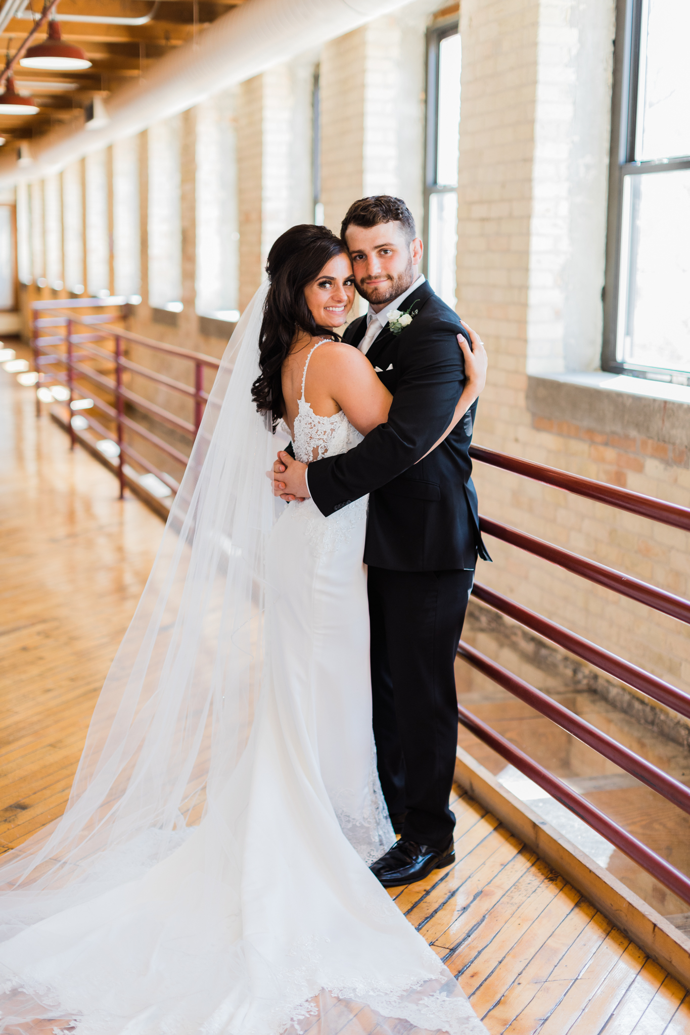 Traverse City Wedding Photographer, Grand Haven Wedding, bride and groom