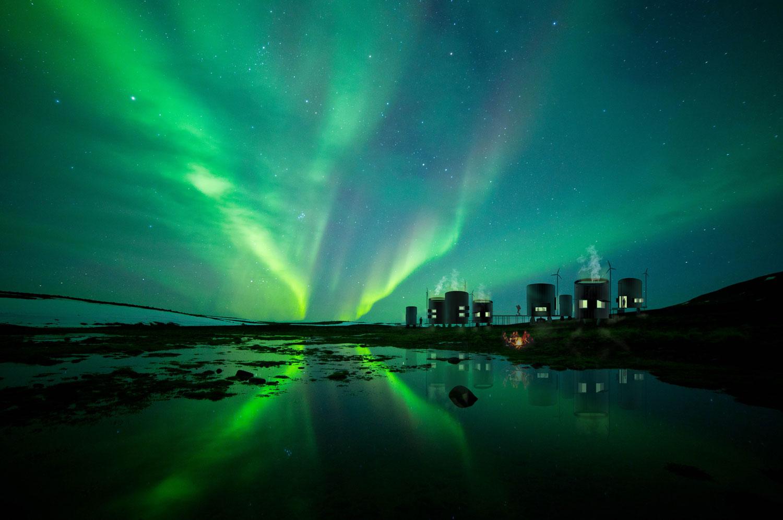 Iceland Trekking Pods