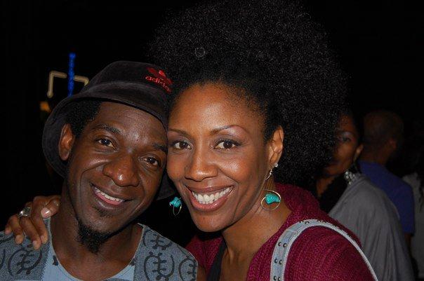 Marcus & Nailah Porter