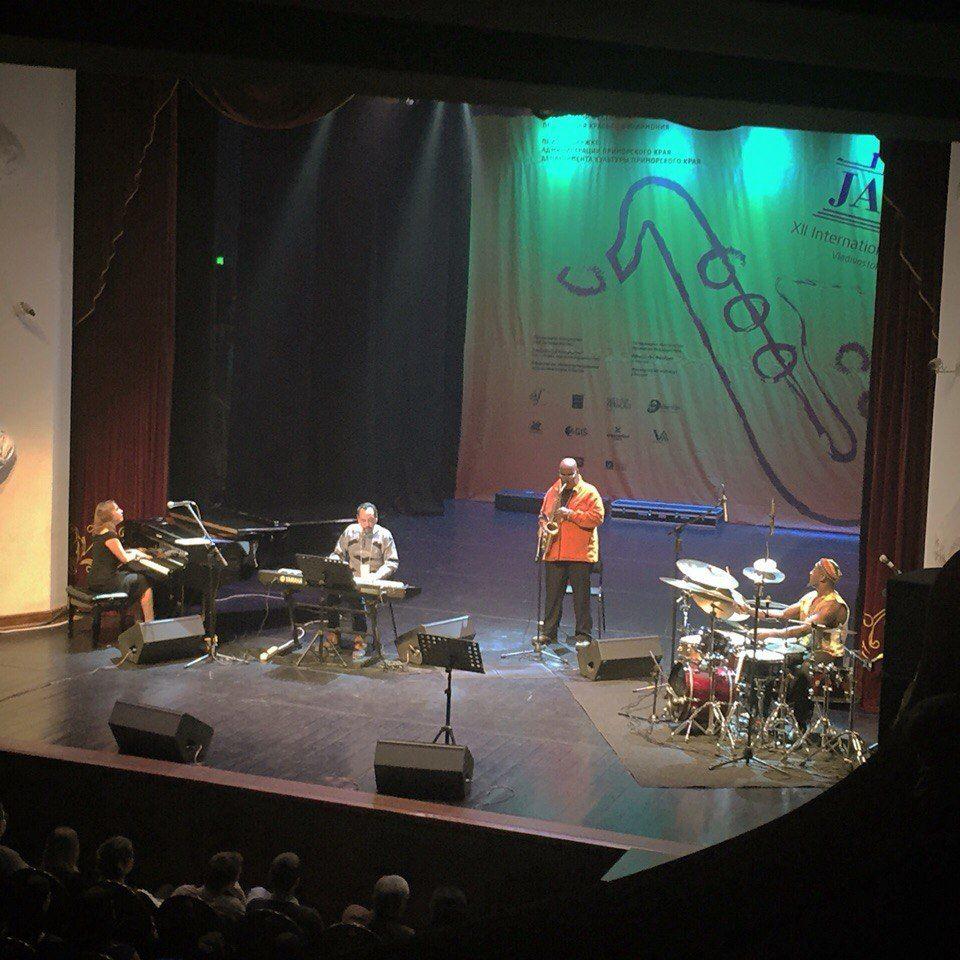 MLM w/FJM @ Vlad Jazz Fest 2015
