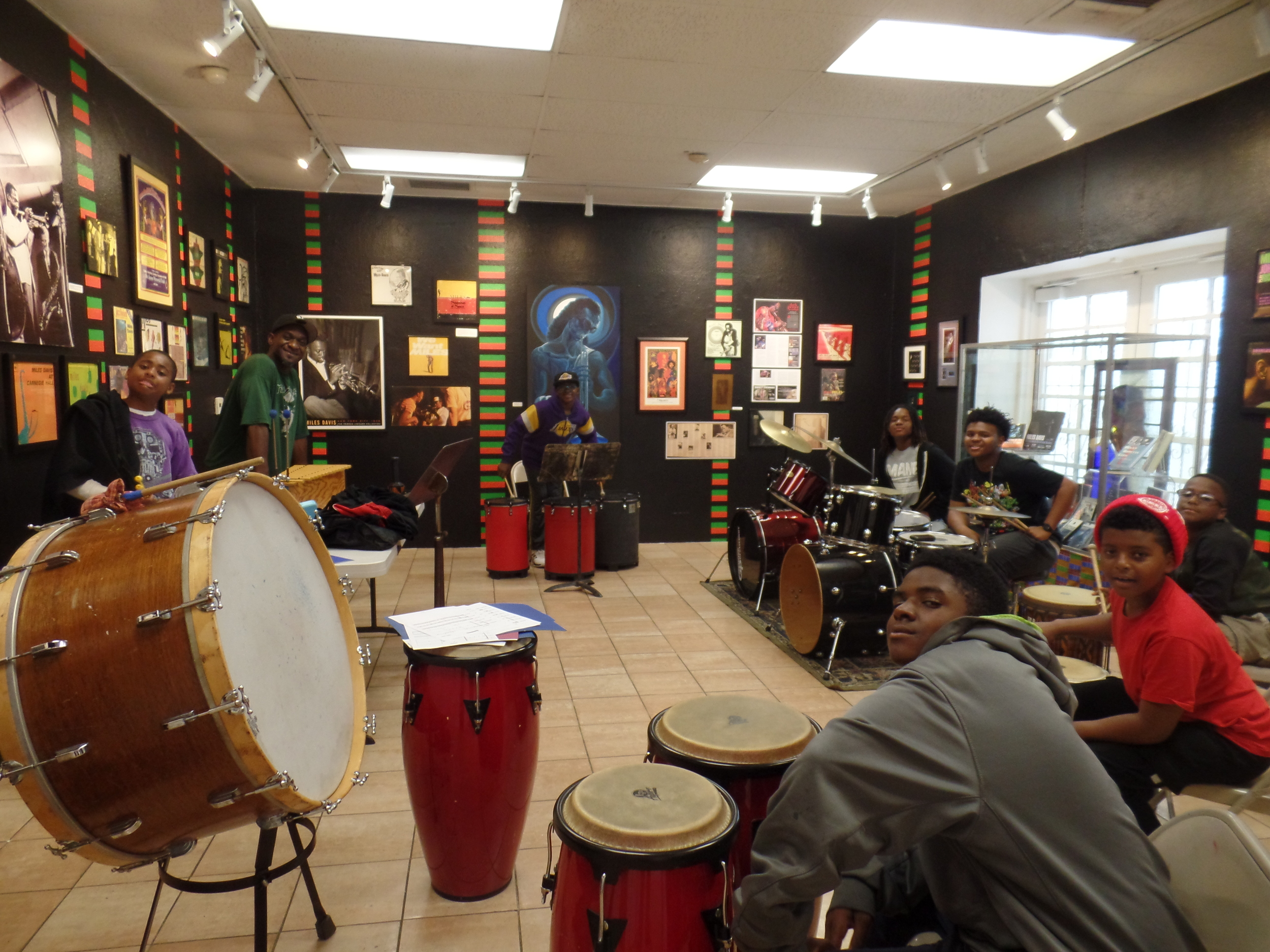 Young Drummers of LA @ WGSAC 2016