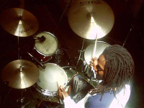 Marcus @ FOMA studios (C. 2005)