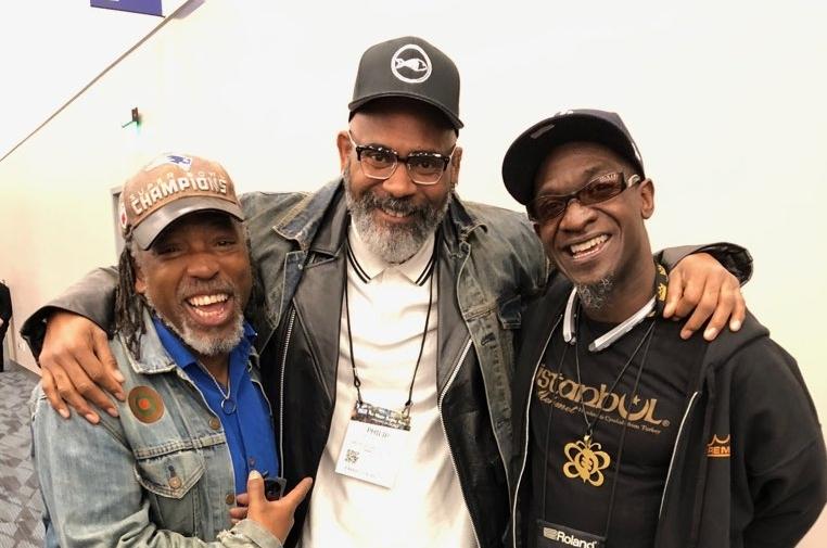 Da Lion, D. Fish, & Marcus @ NAMM 2018