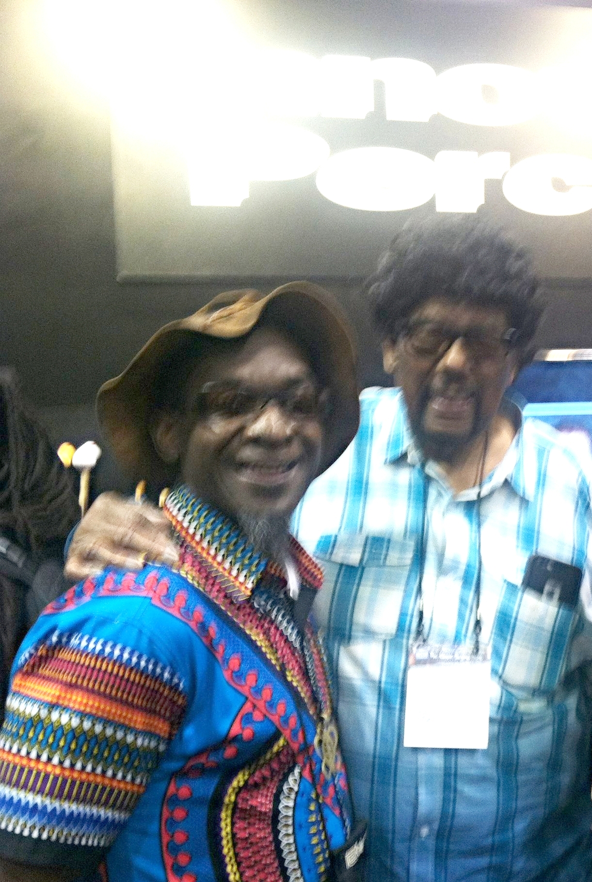 Marcus & James Gadsen [NAMM 2018]