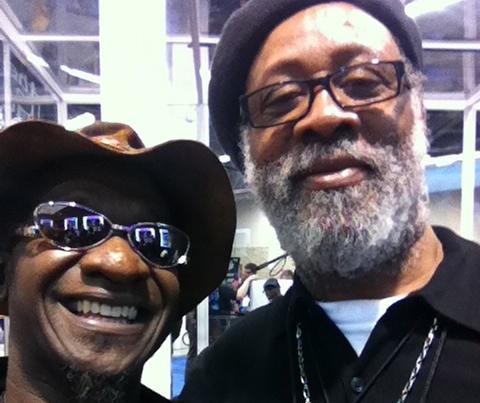 Marcus & Santa Davis