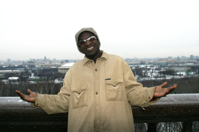 Marcus in Moscow (2009)