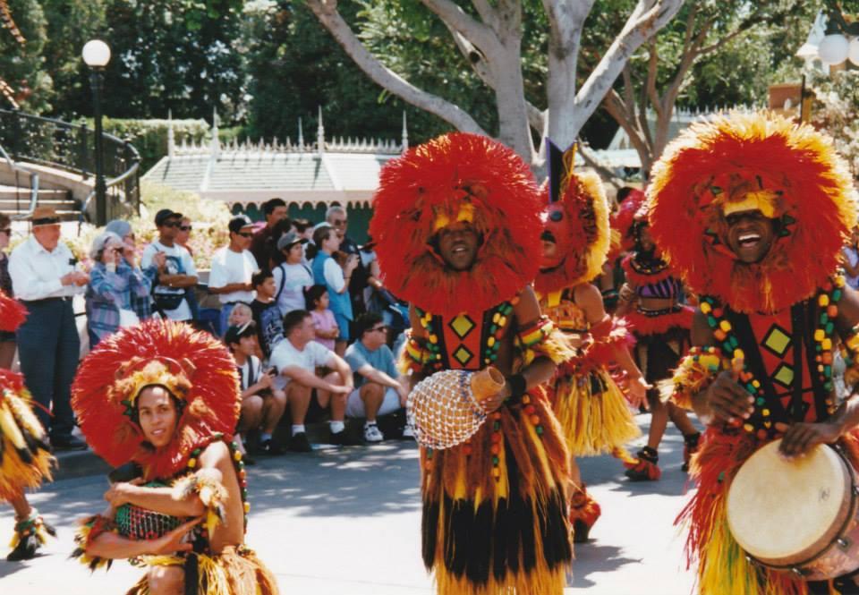 Lion King @ Disneyland 1997