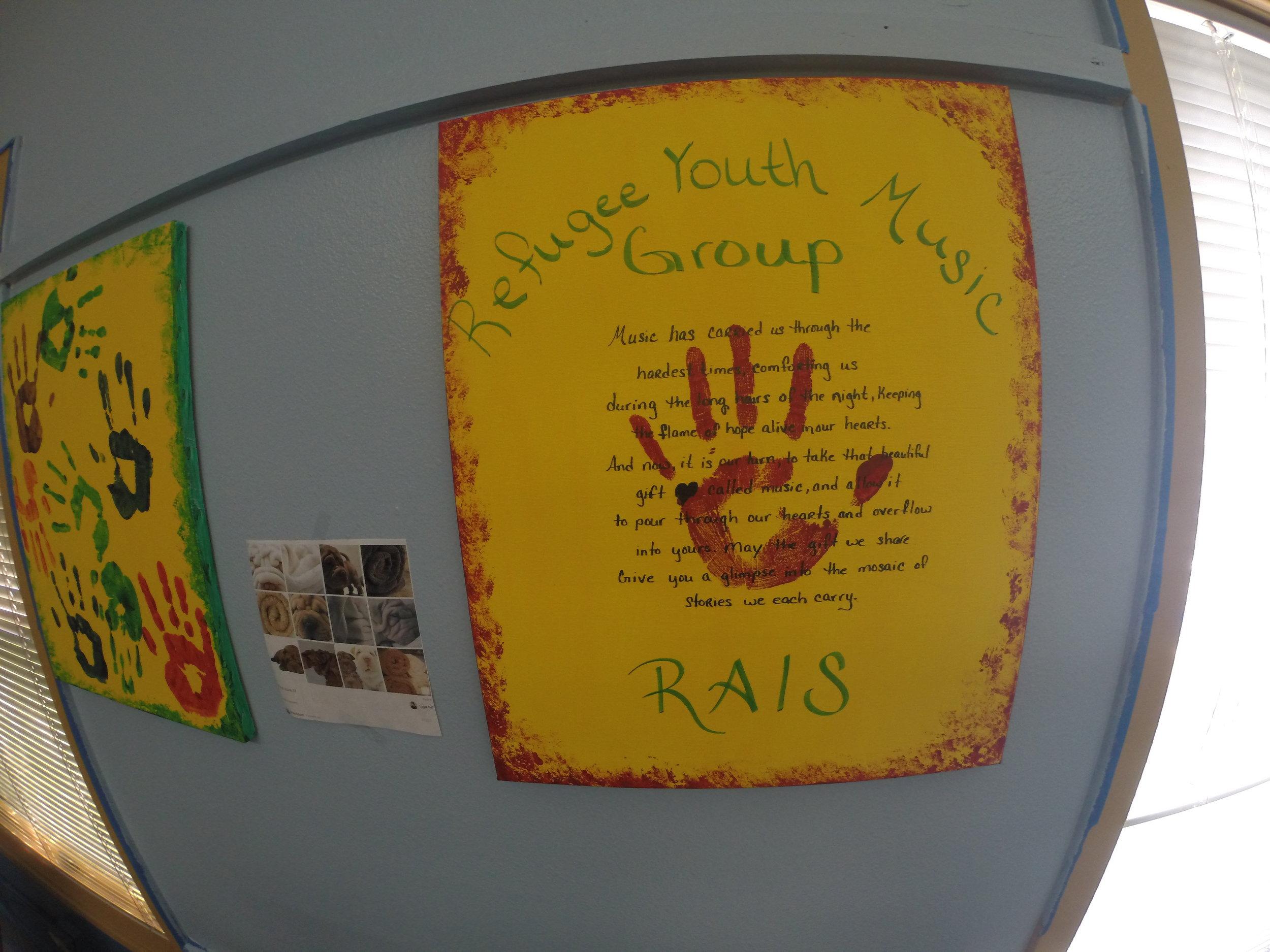 R.A.I.S. art