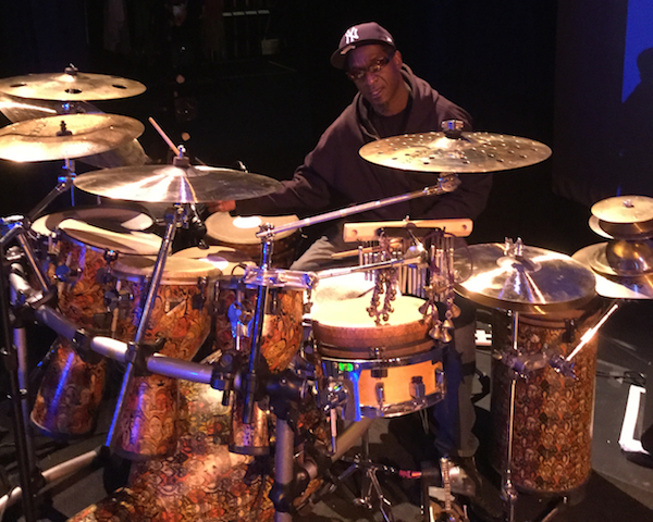 Marcus L. Miller - Percussion Kit
