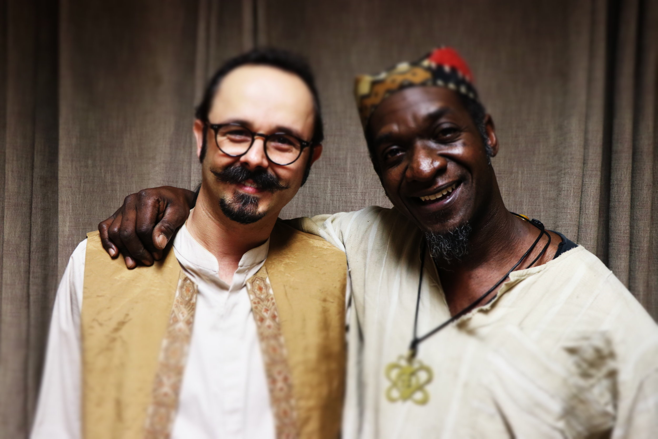 Musicians: Marcus Miller & Mehdi Bagheri - M & M...the Afro-Persian Experience