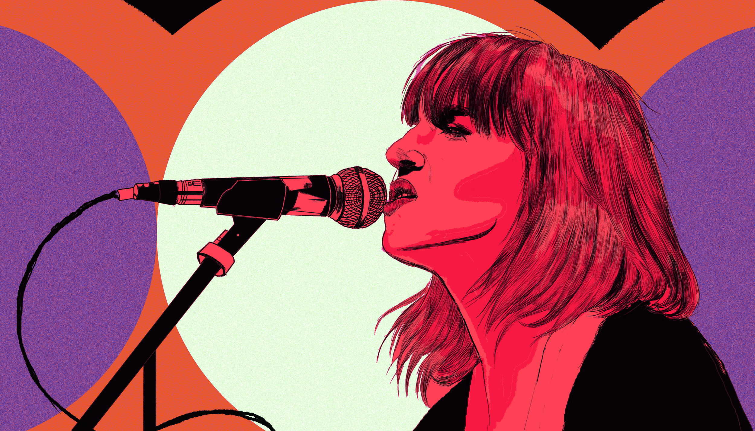 Laura Stevenson for Noisey