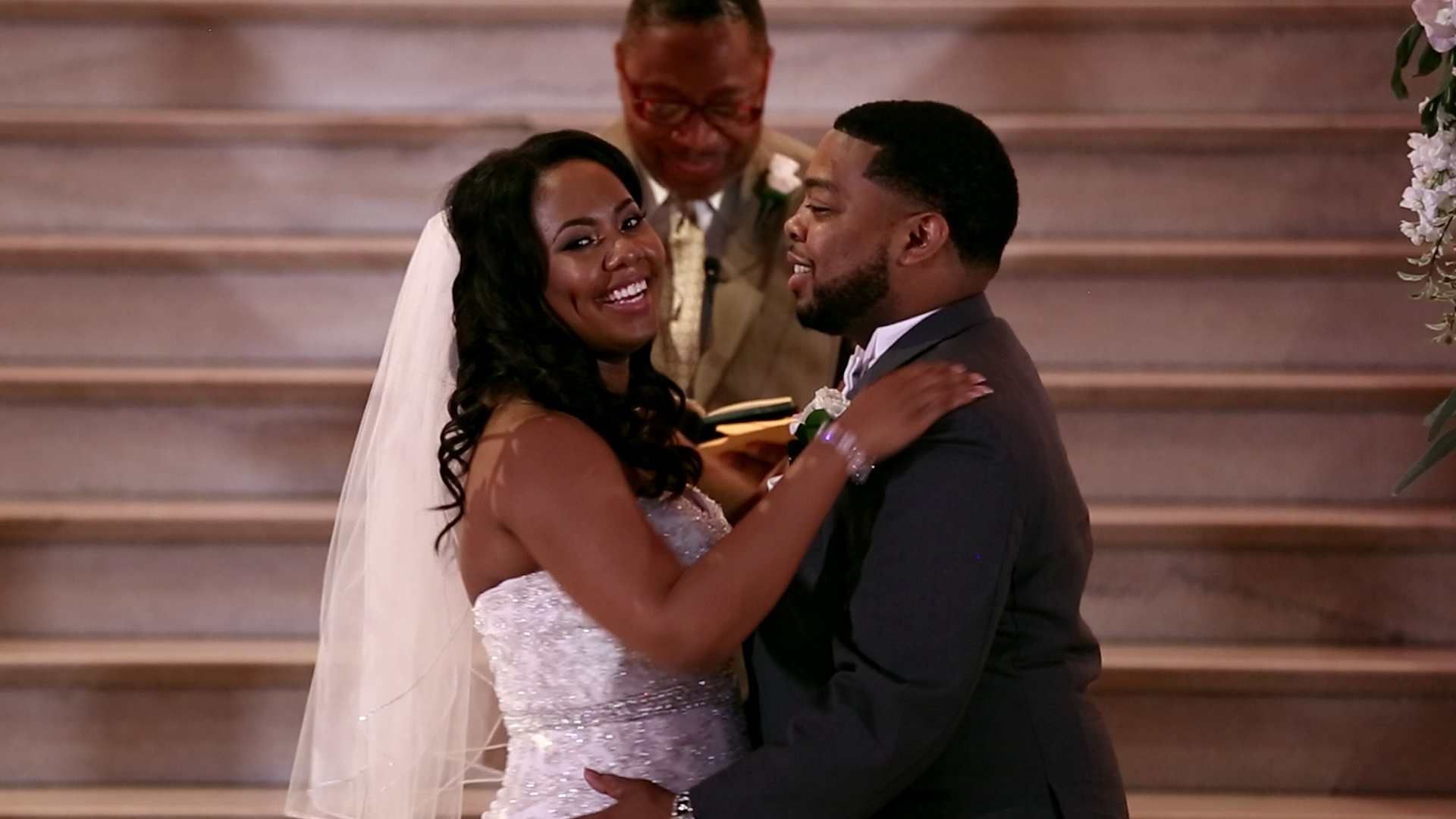Mr. and Mrs. Scott!!!