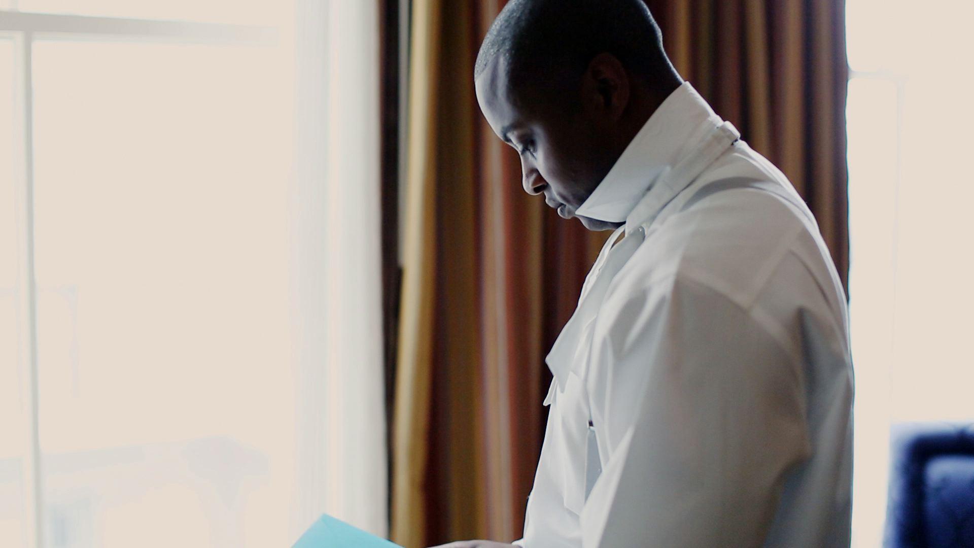 groom - bride film