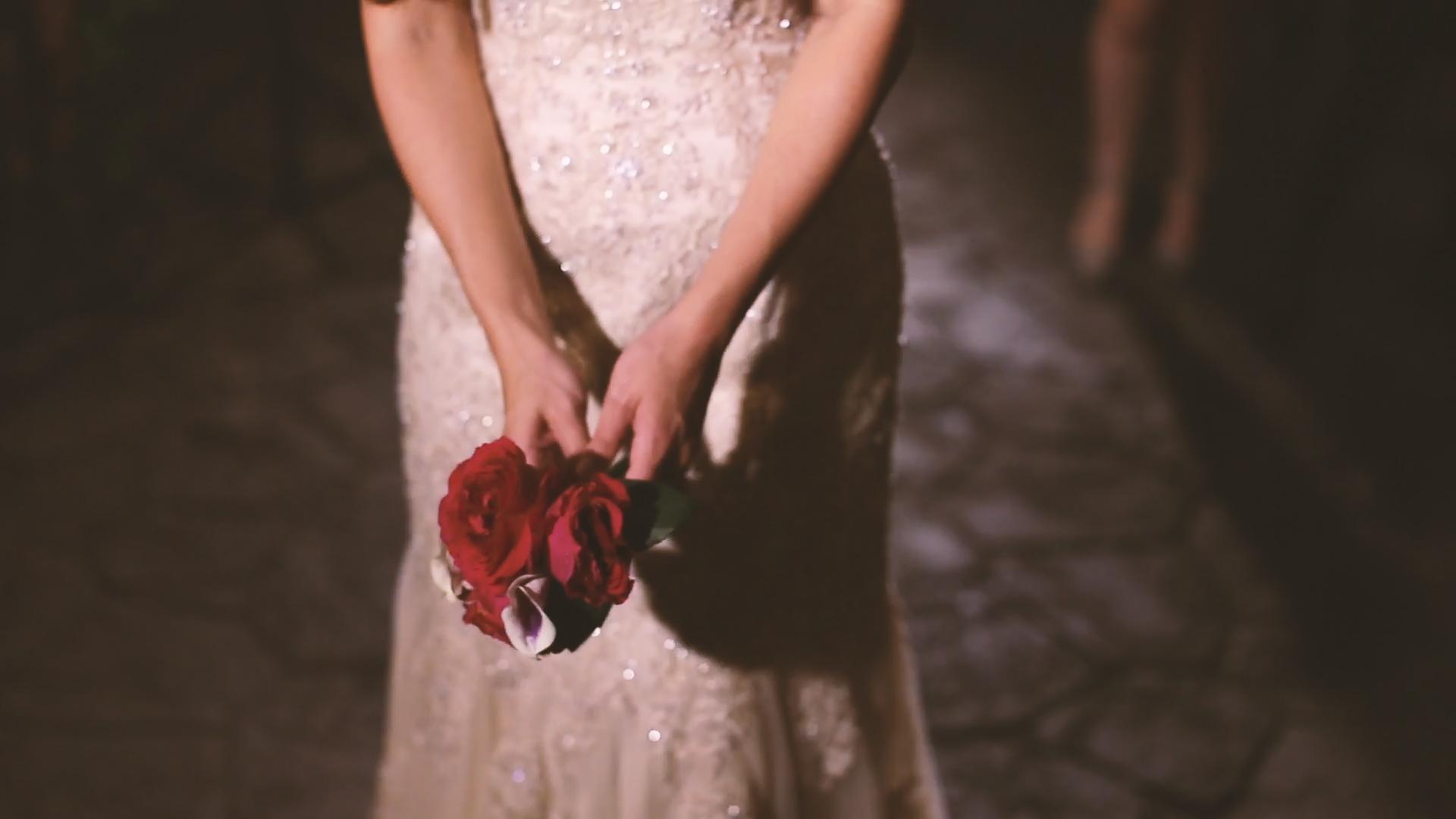 Bouquet Toss - Bride Film