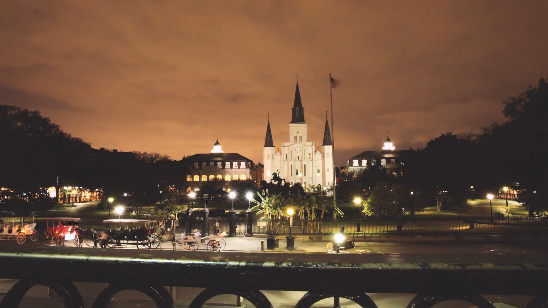 New Orleans is such a magical city for weddings.