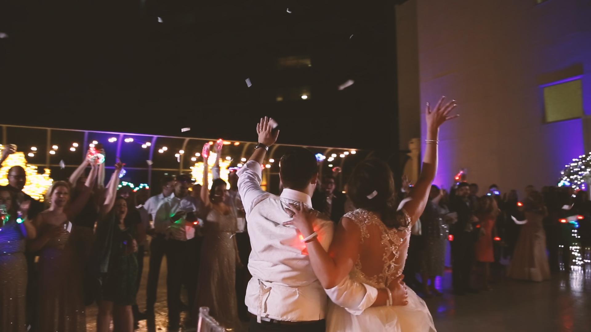 Wedding Exit - Bride Film