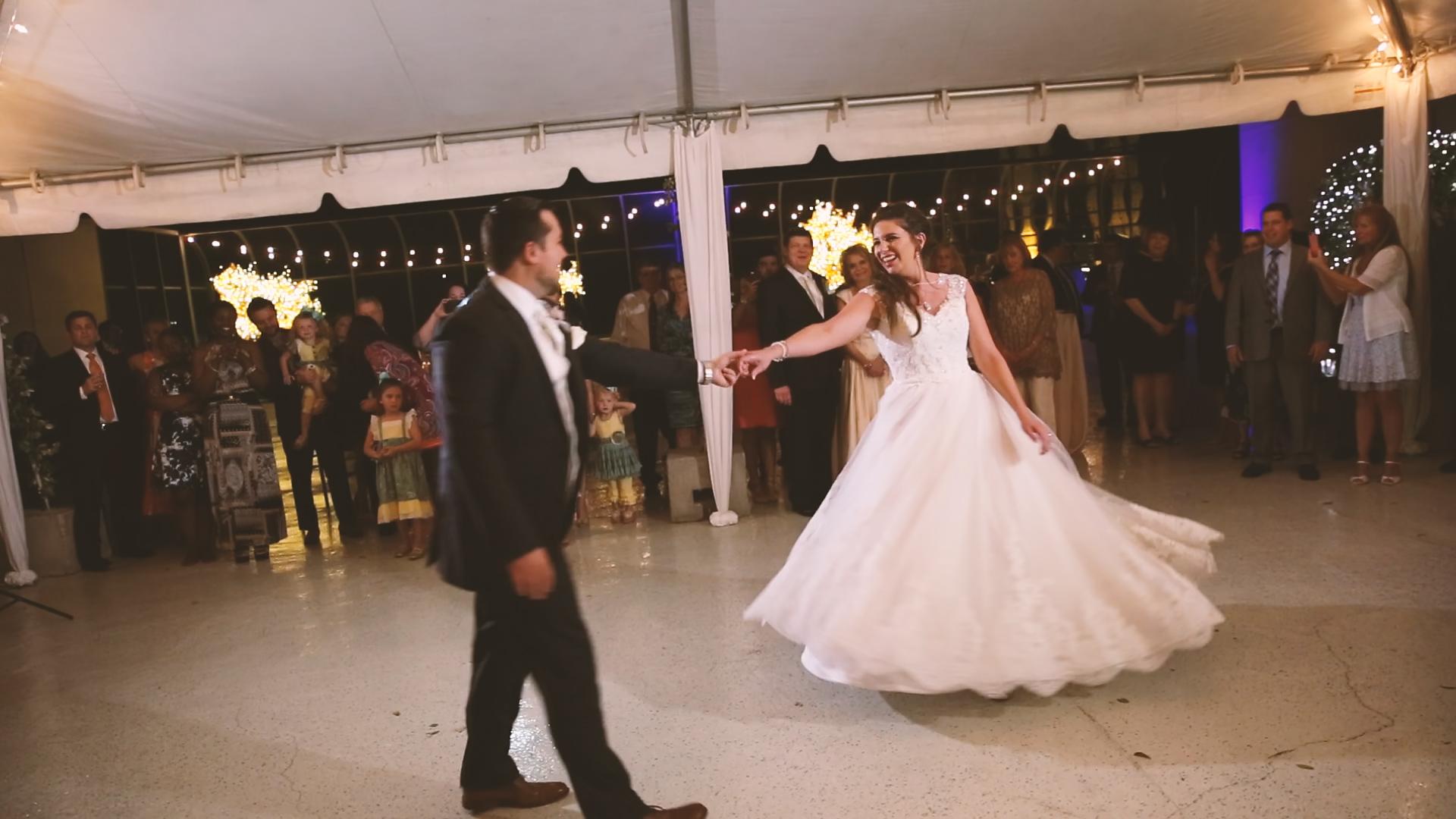 Princess Dress - Bride Film
