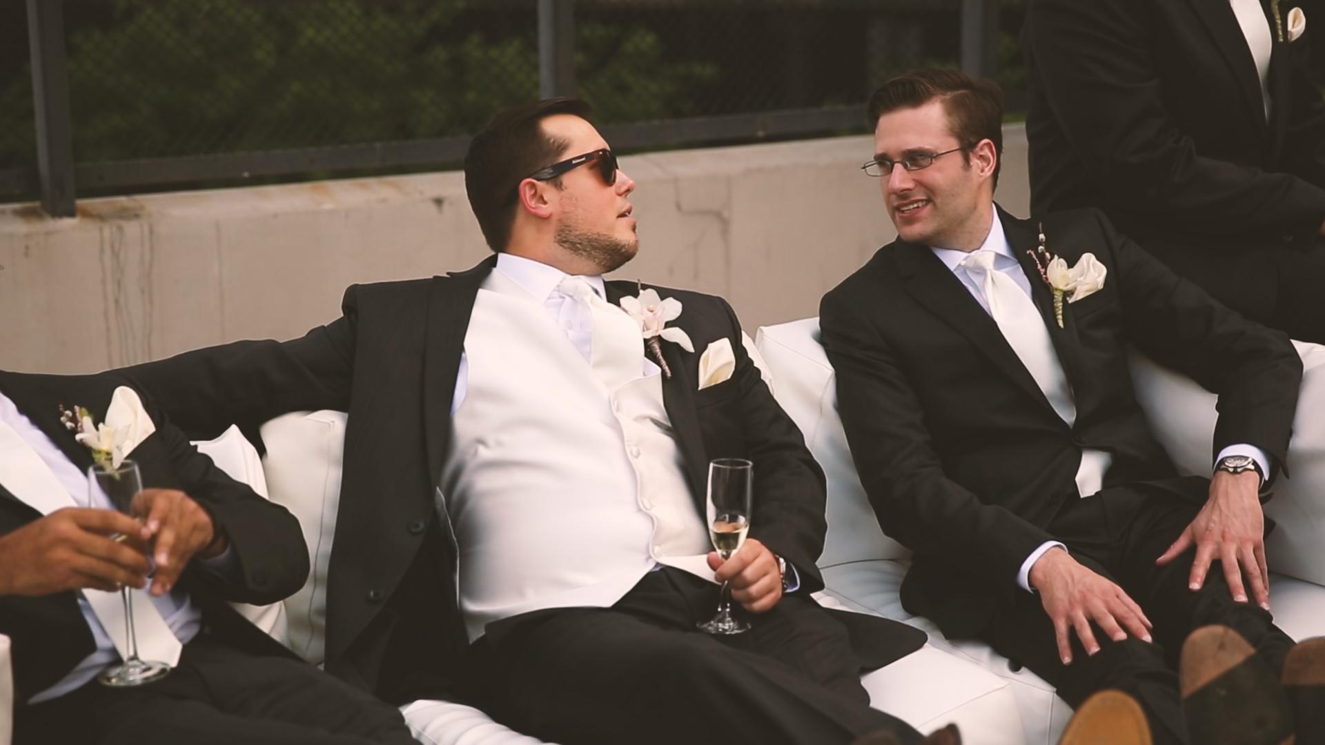 Groom Prep - Bride Film