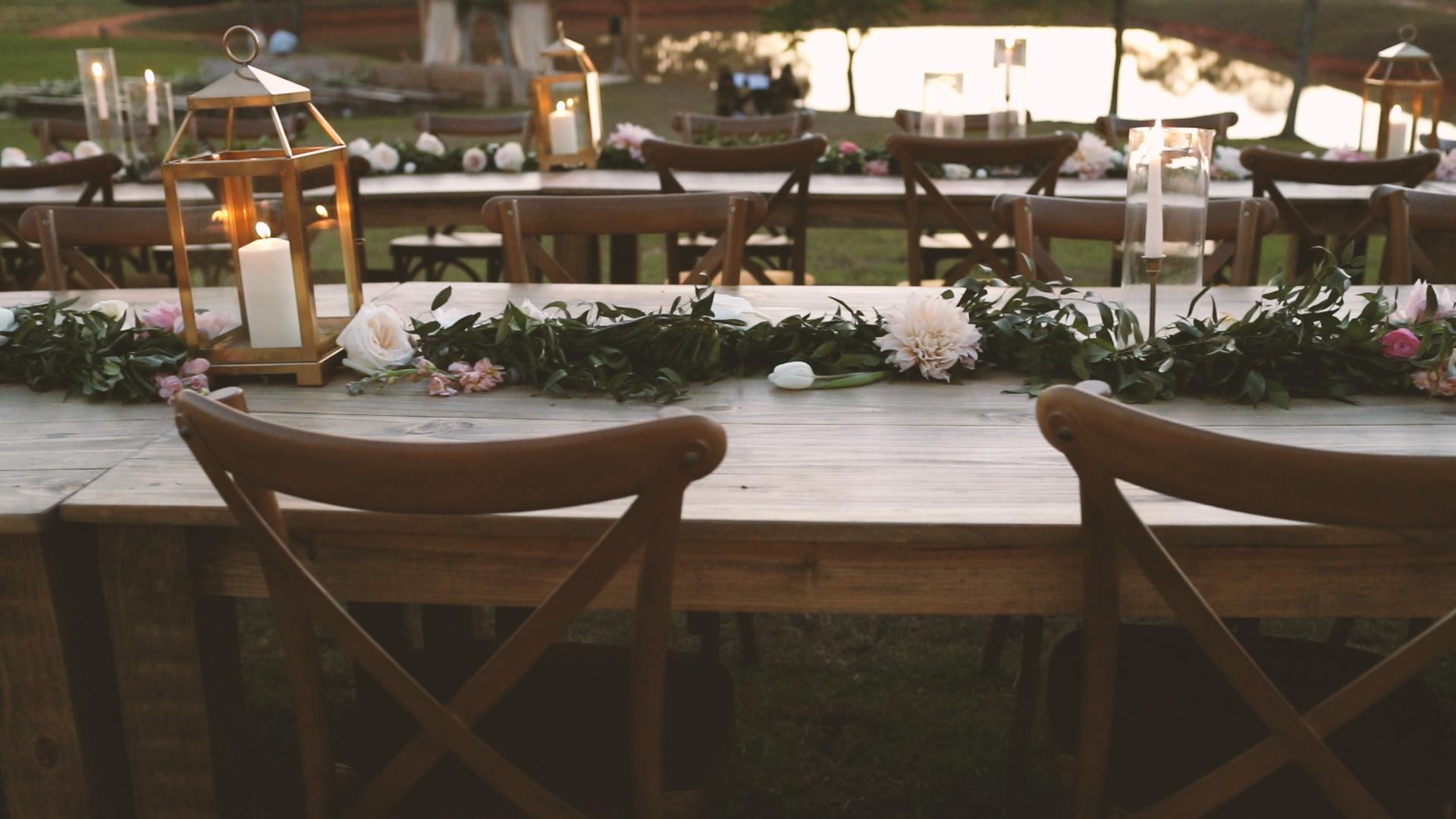Rustic Wedding Details - Bride Film