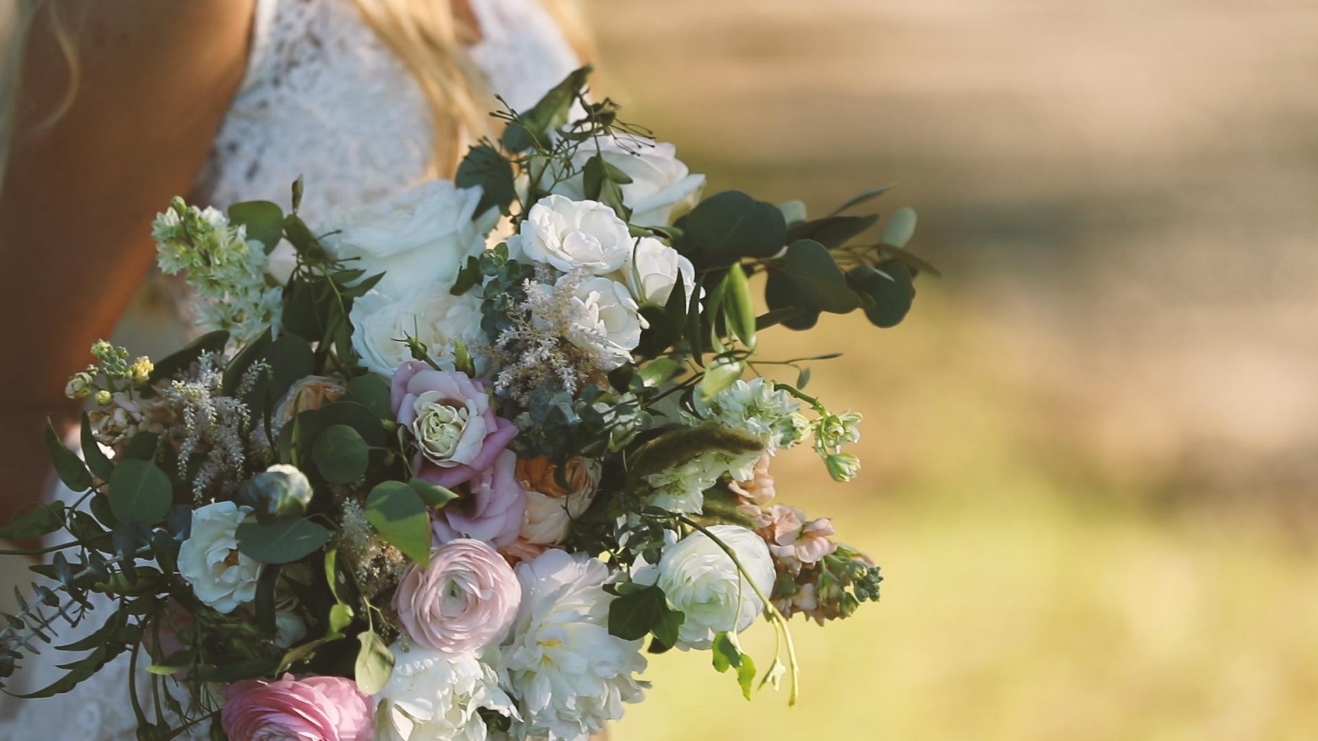 Root Floral Design - Bride Film
