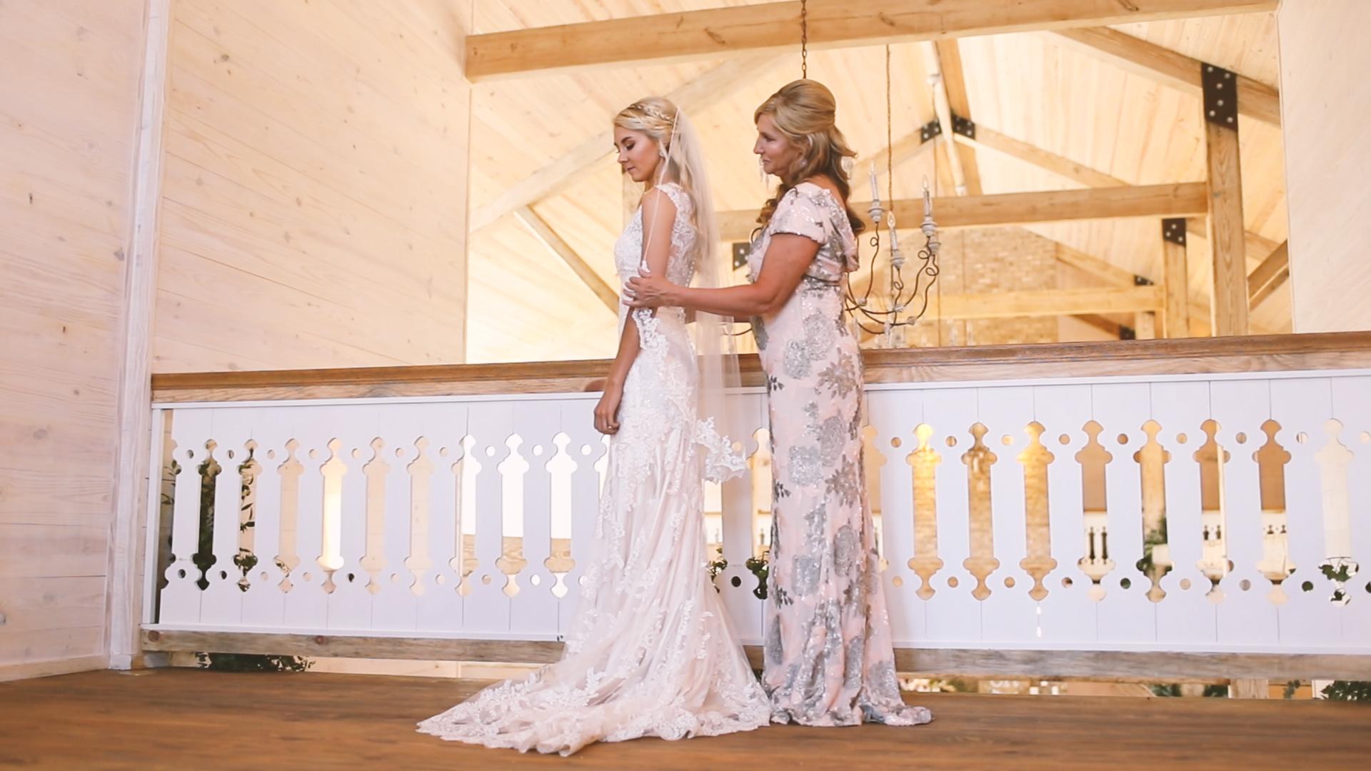 Mother Daughter Wedding - Bride Film