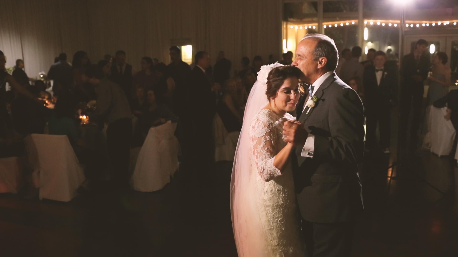Father Daughter Dance - Bride Film