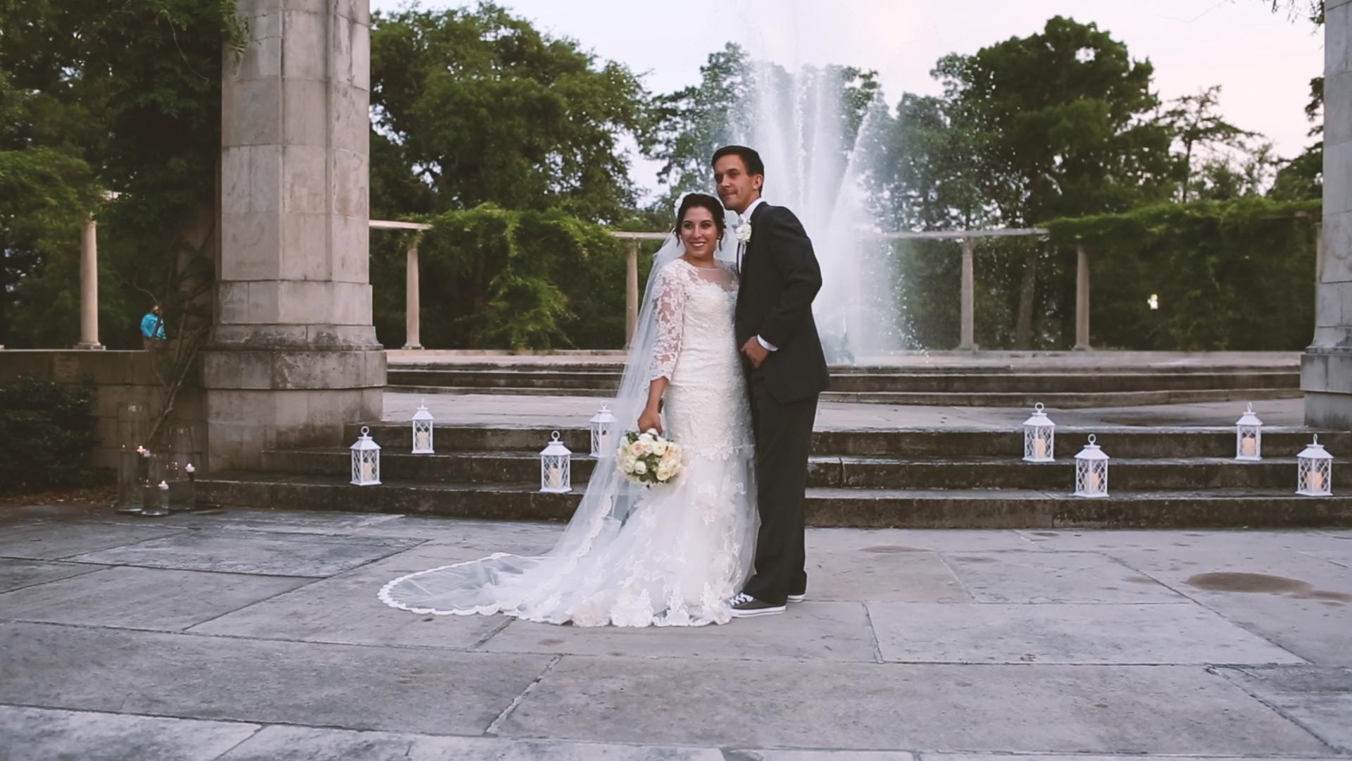 Popps Fountain - Bride Film