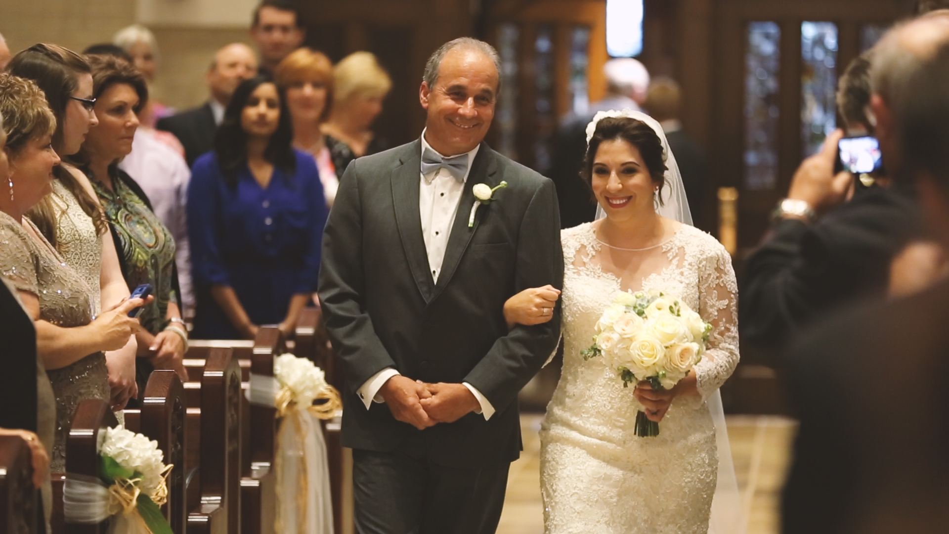 Bridal Procession - Bride Film