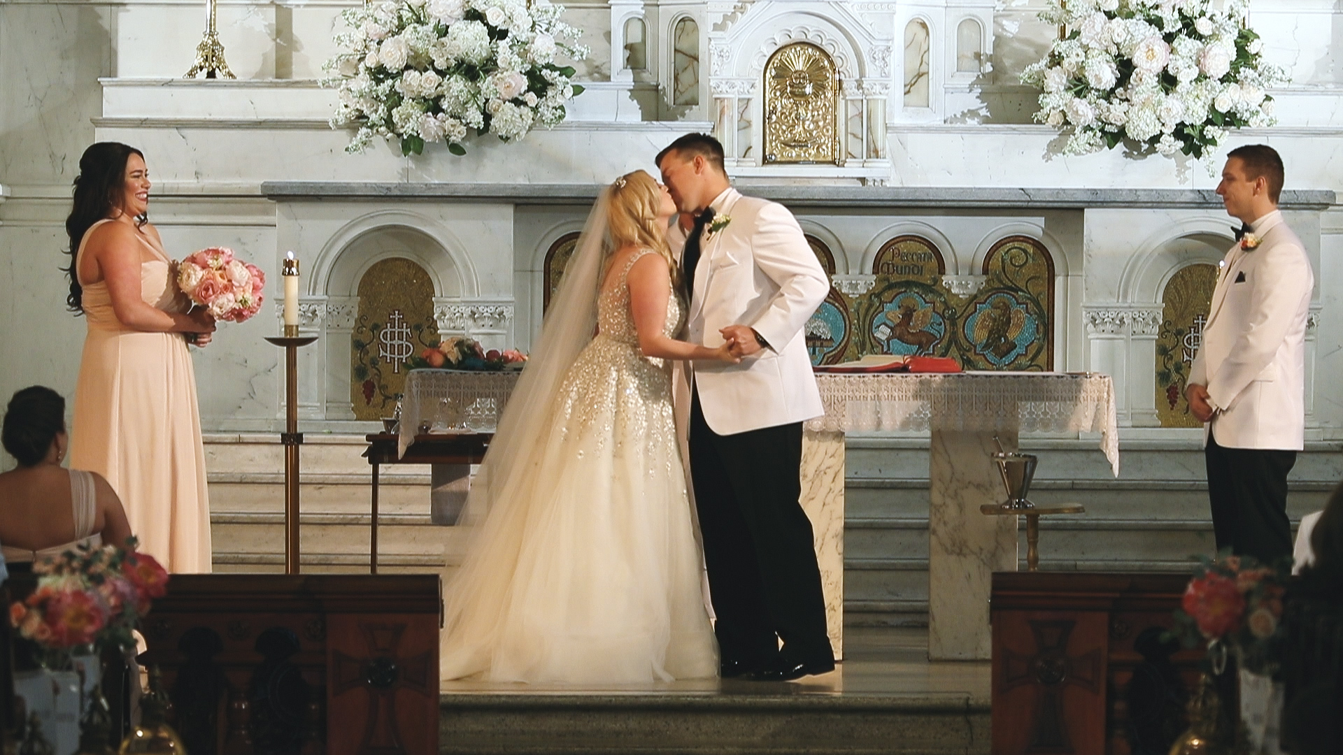 St. Joseph's Church - Bride Film