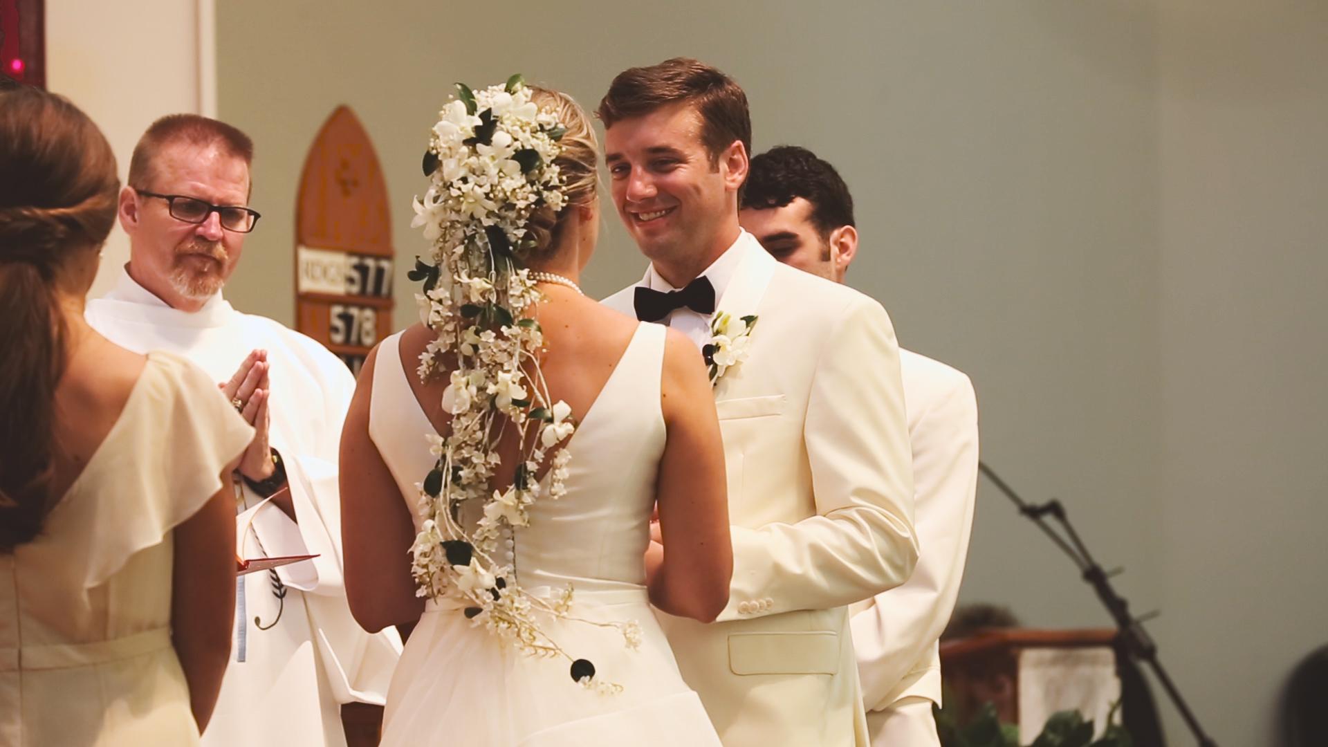 Church Wedding - Bride Film