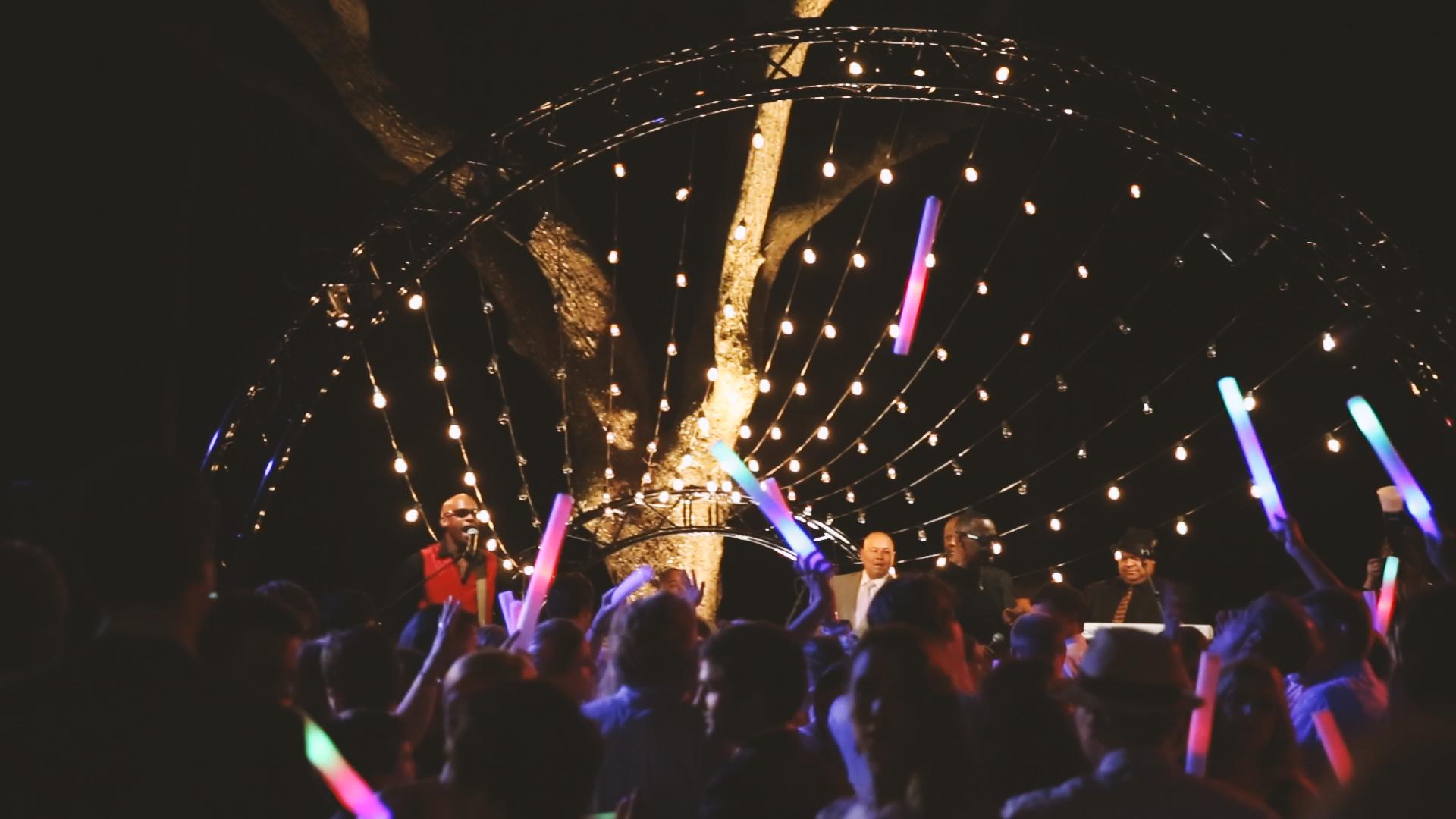 Glow Sticks - Bride Film