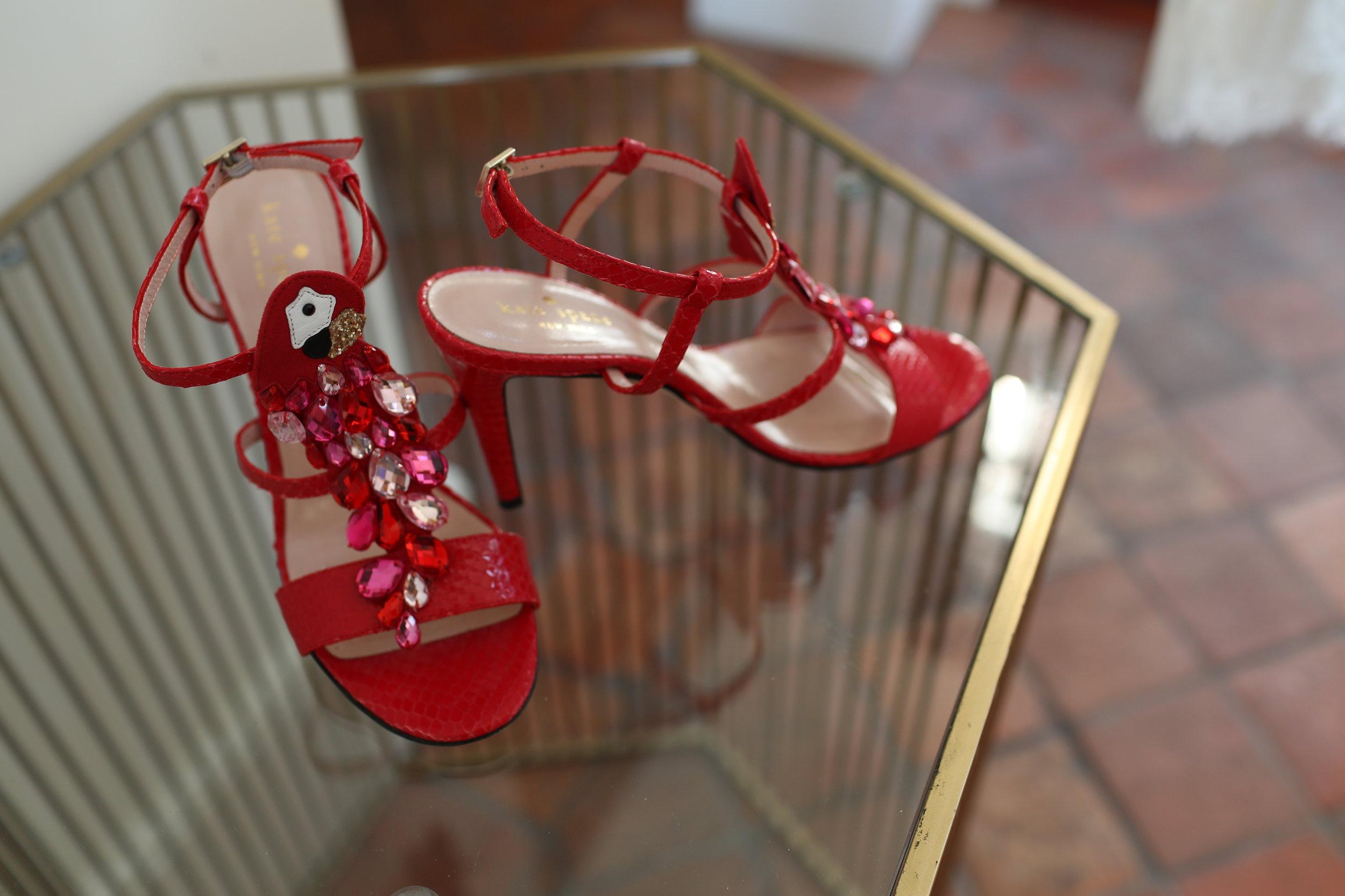 Kate Spade Shoes - Bride Film