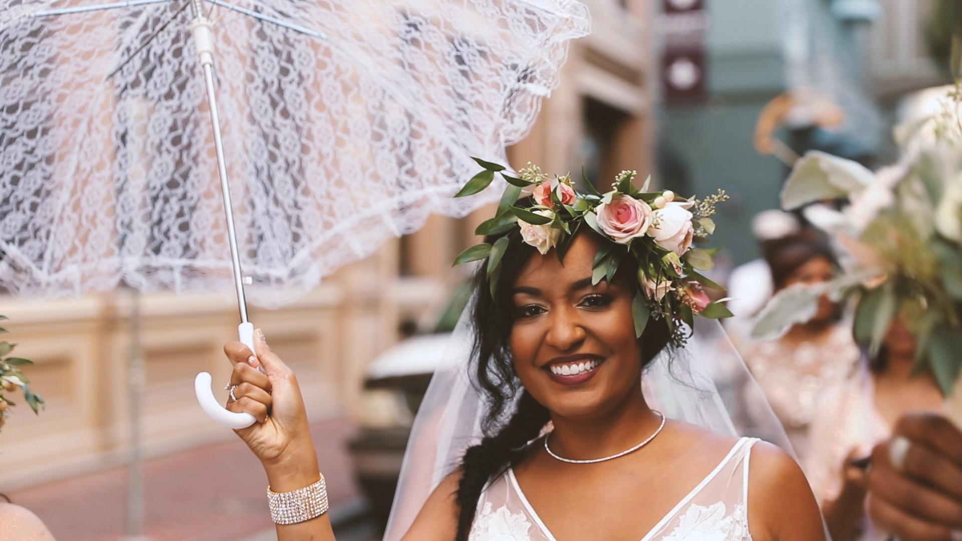 Second Line - Bride Film
