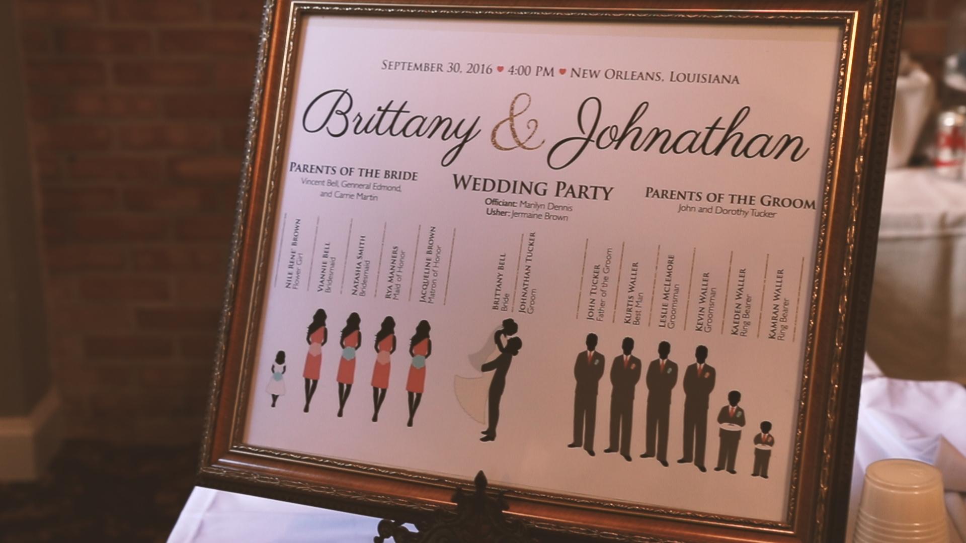 Bridal Party - Bride Film