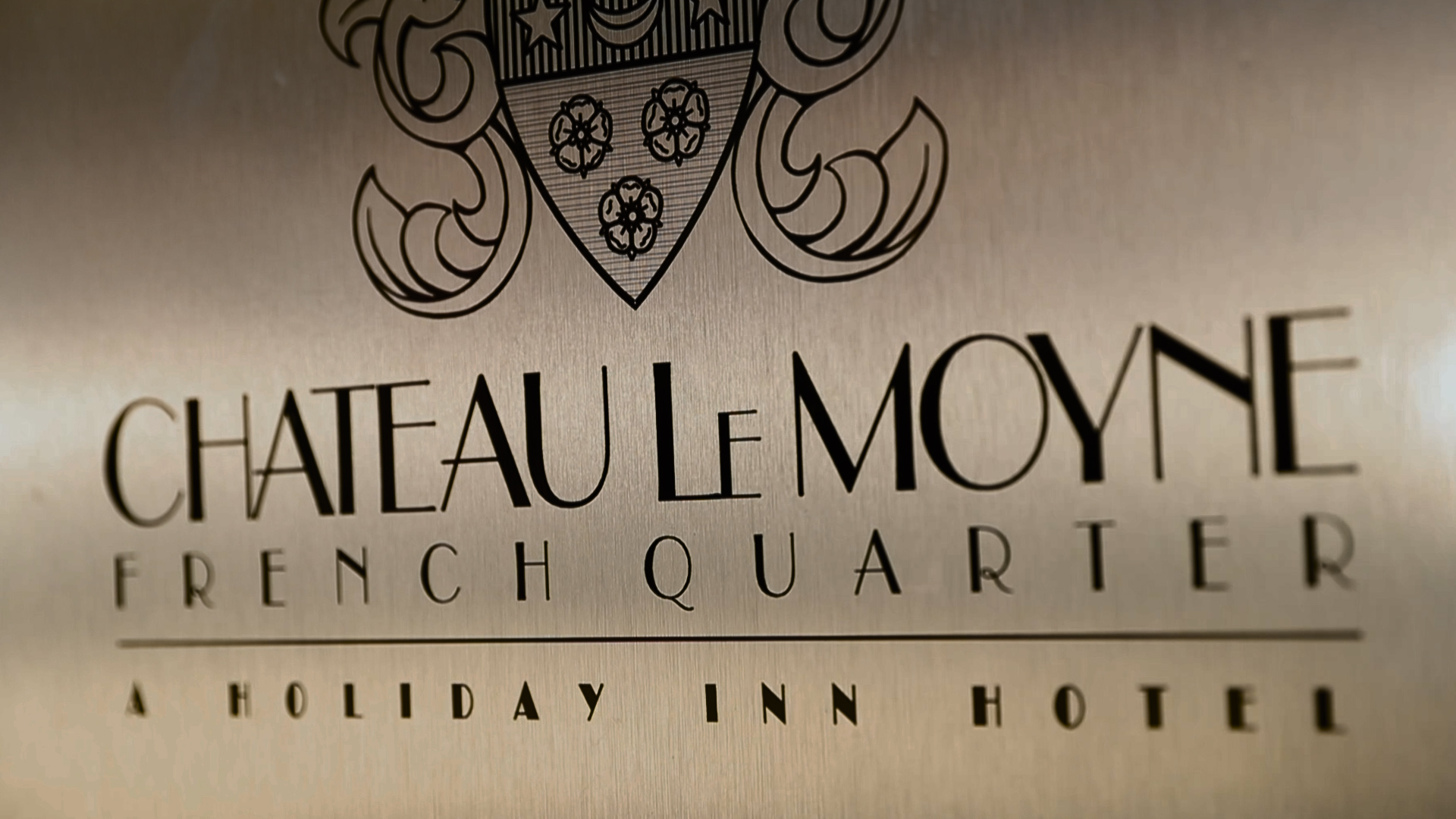 Chateau LeMoyne French Quarter - Bride Film