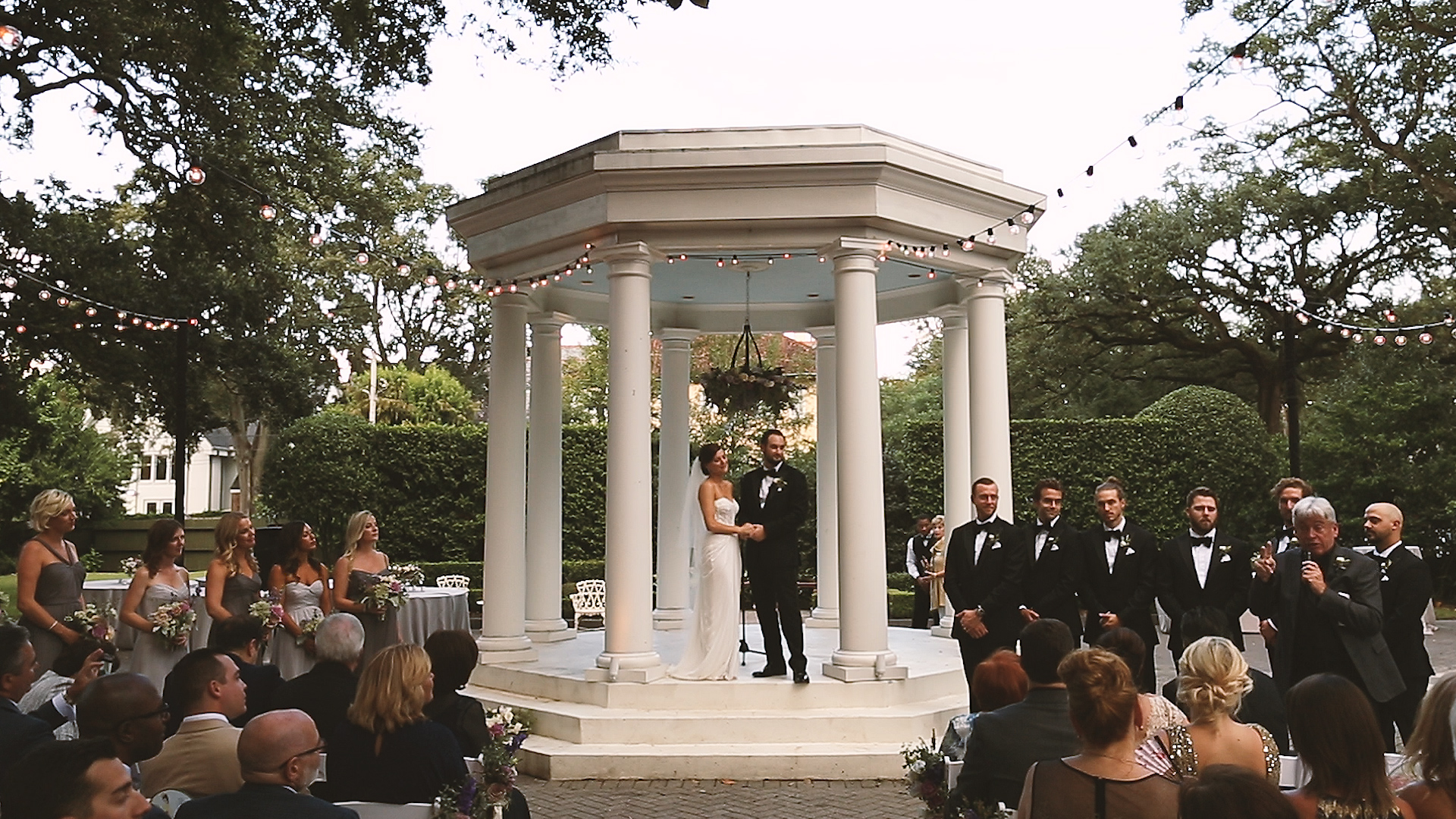 Elms Mansion New Orleans - Bride Film