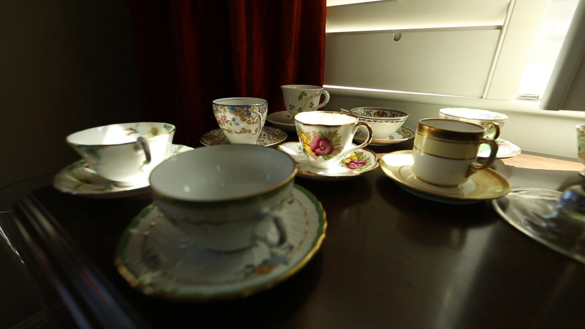 Teacups - Bride Film