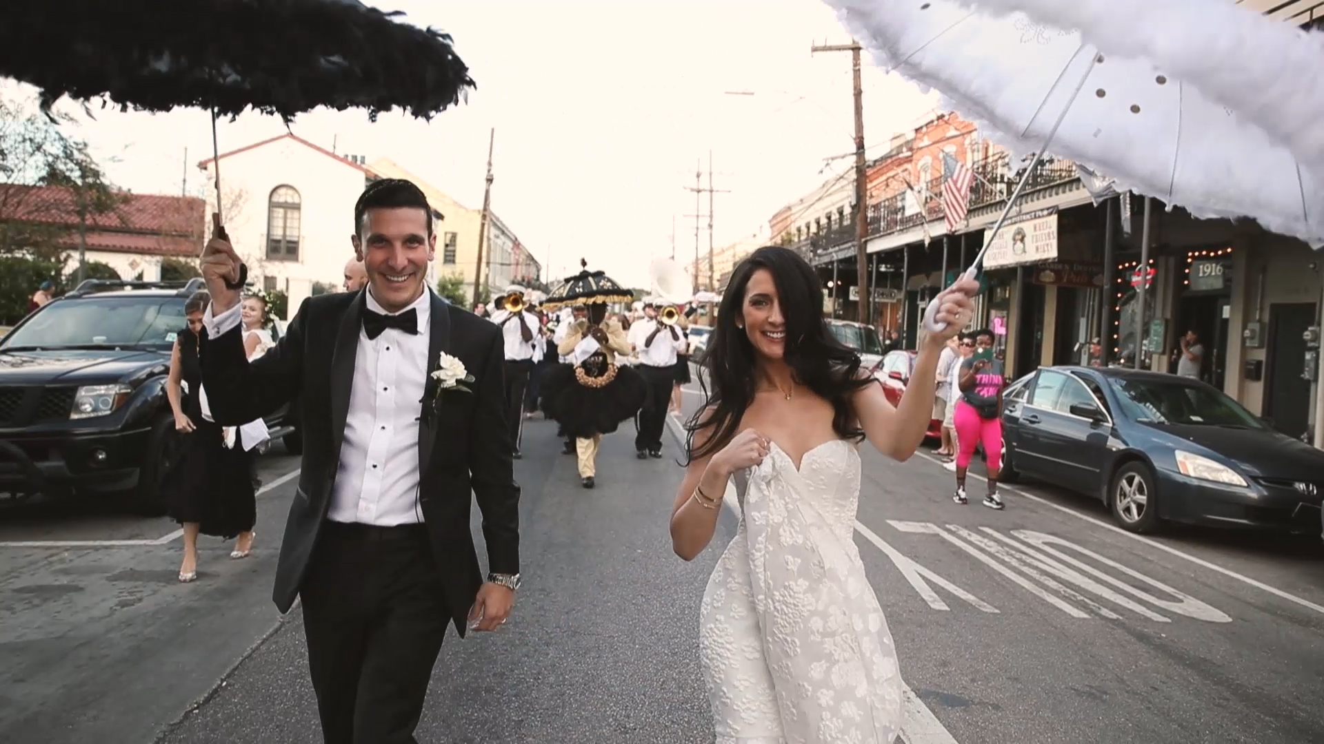 Second Line - Bride Film