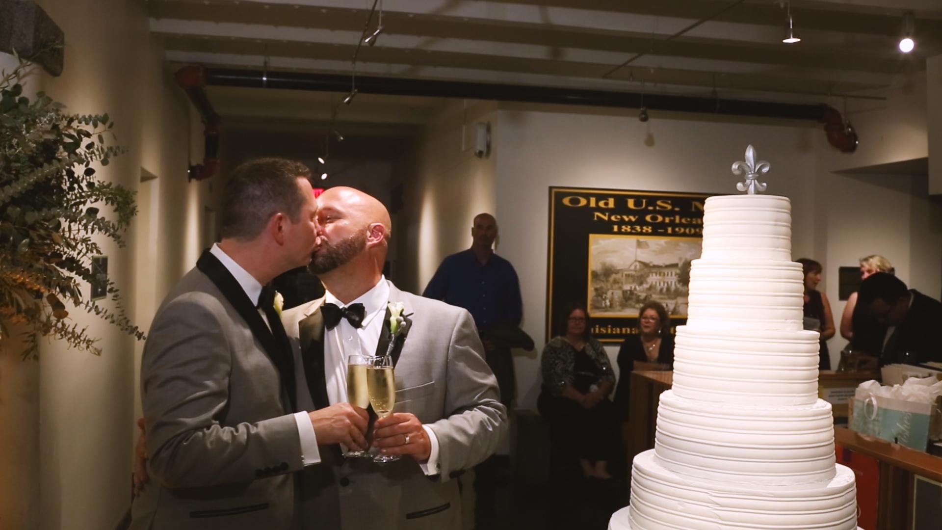 Cake Cutting - Bride Film