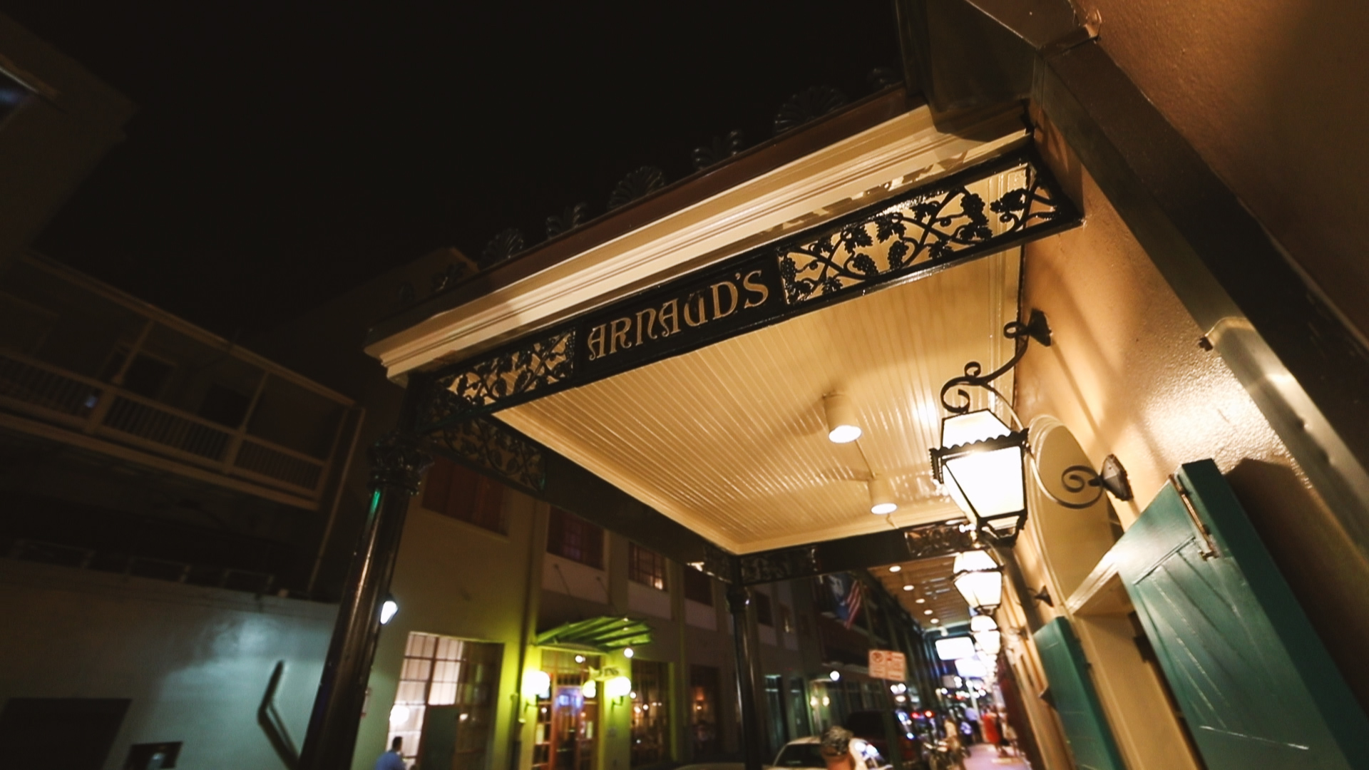 Arnaud's New Orleans - Bride Film
