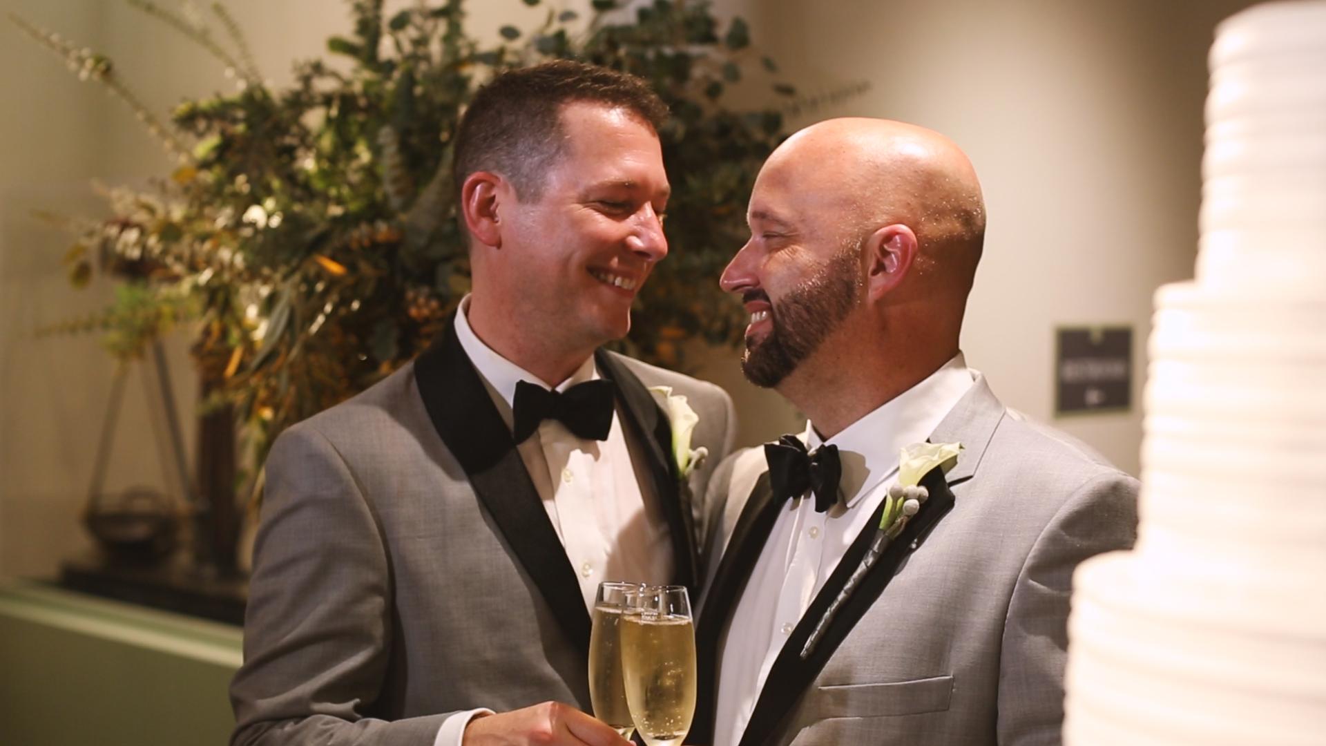Haydels Wedding Cake - Bride Film