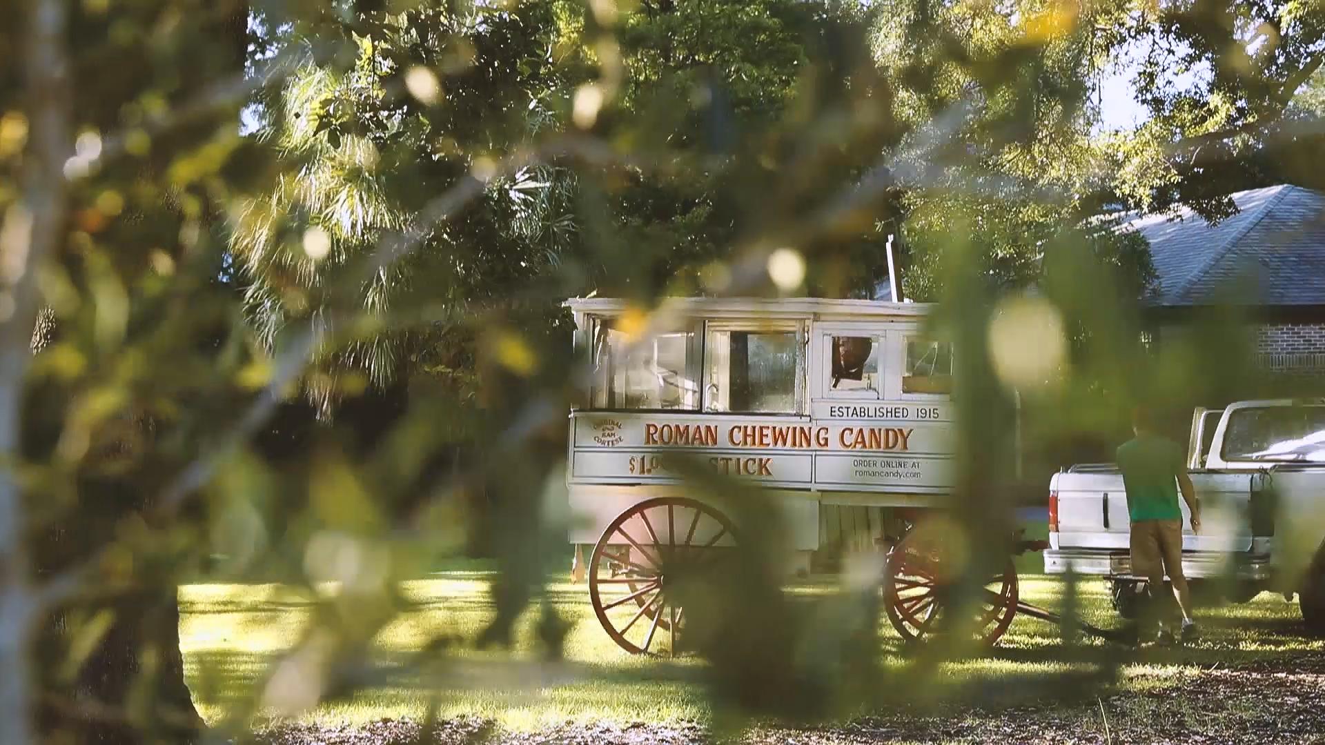 Roman Candy Man - Bride Film