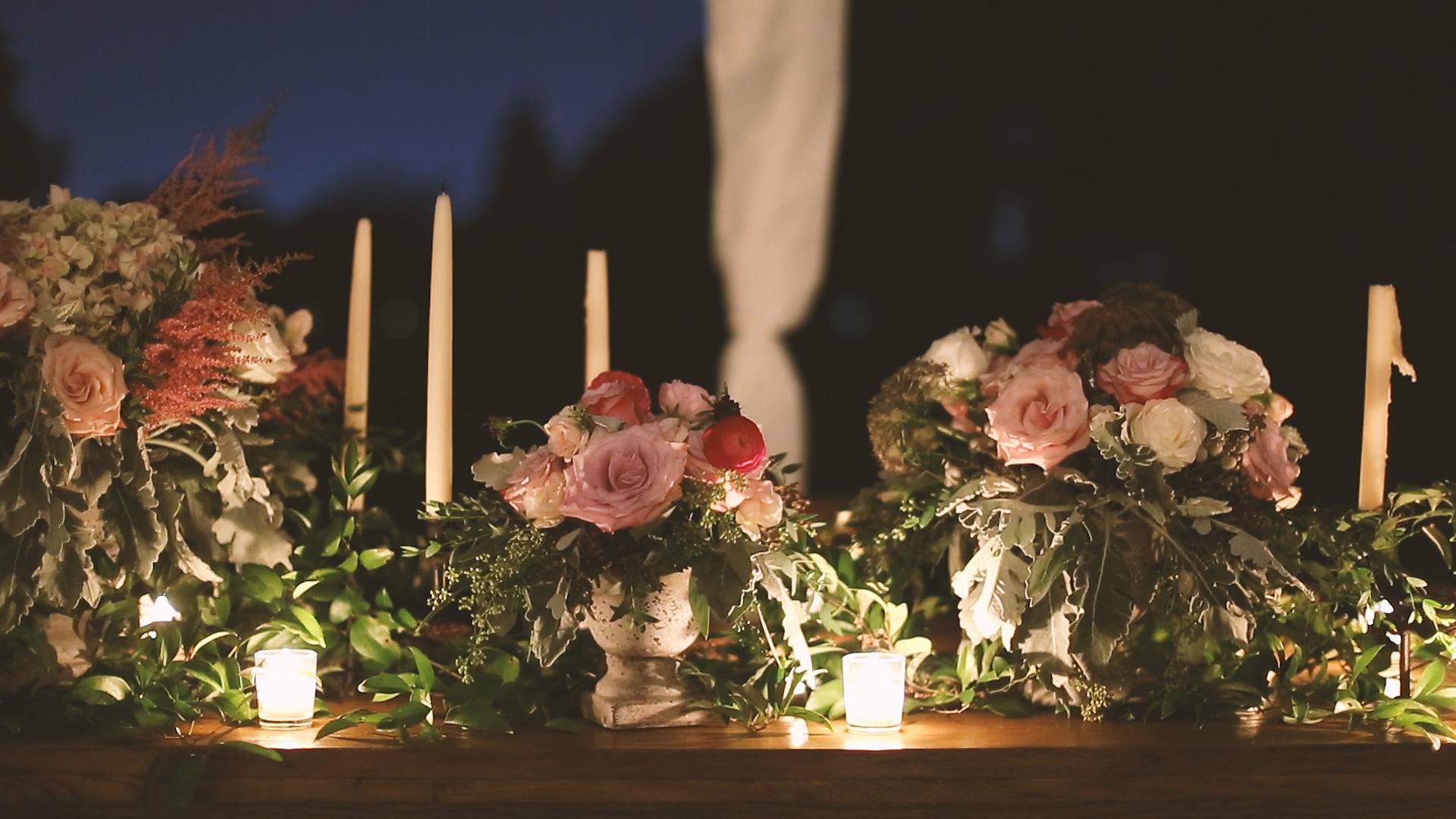 Longue Vue Garden Wedding Videographers New Orleans Candlelight - Bride Film