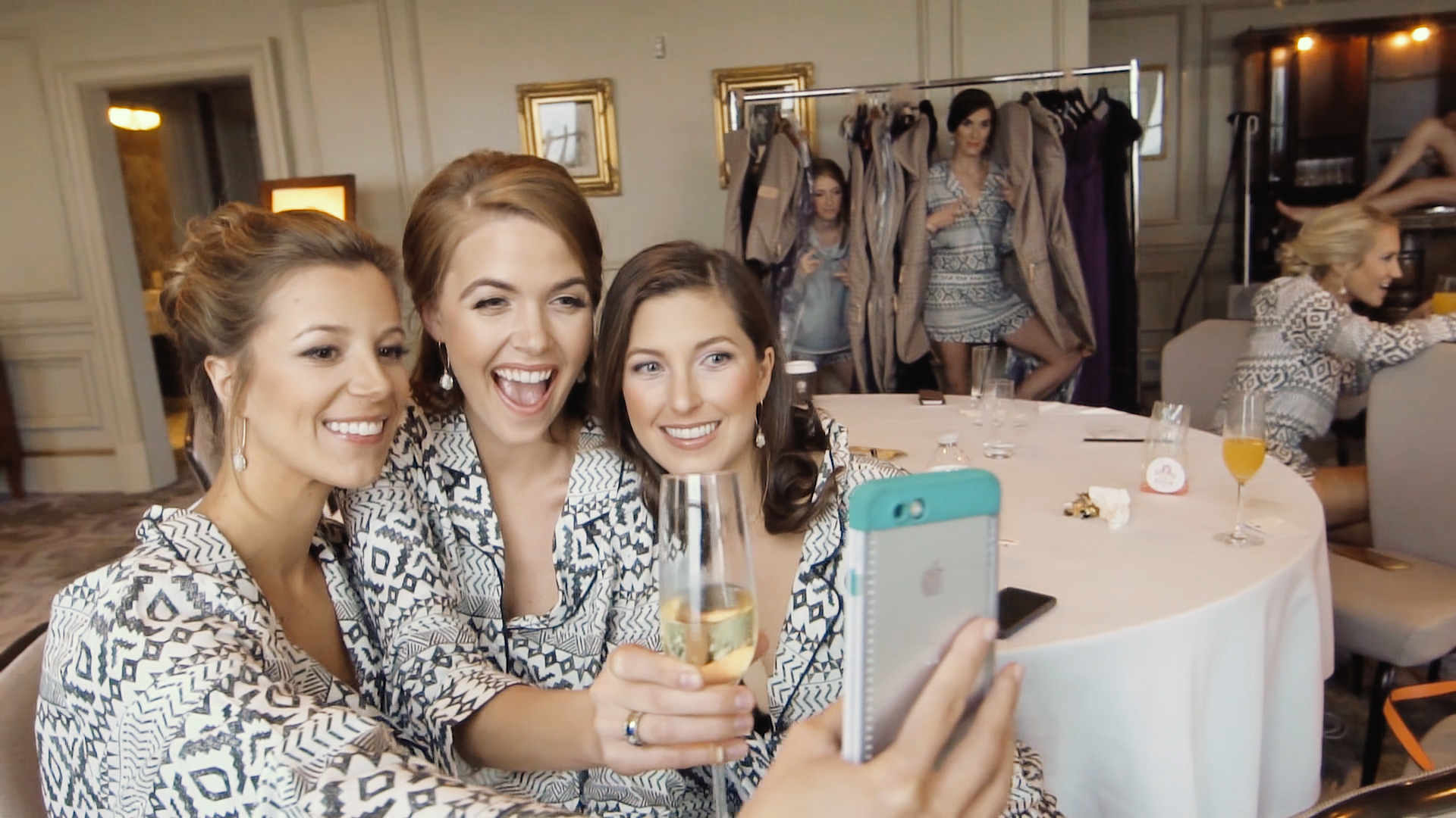 Mannequin Challenge New Orleans Wedding