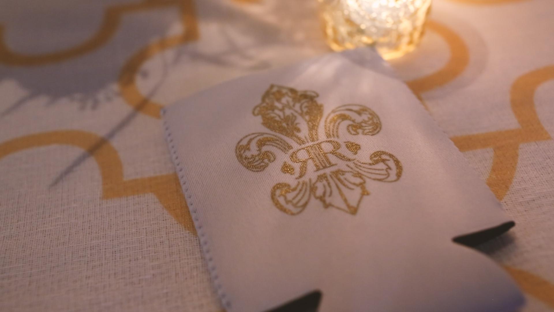 Custom Koozie - Bride Film