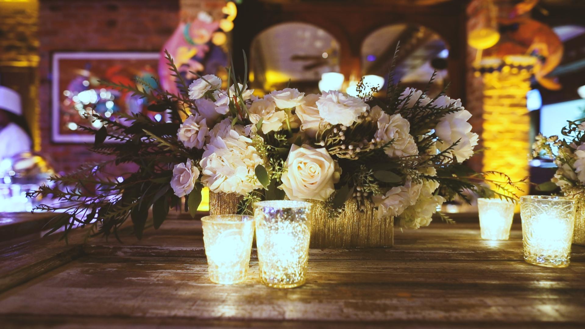 Arnauds Reception - Bride Film