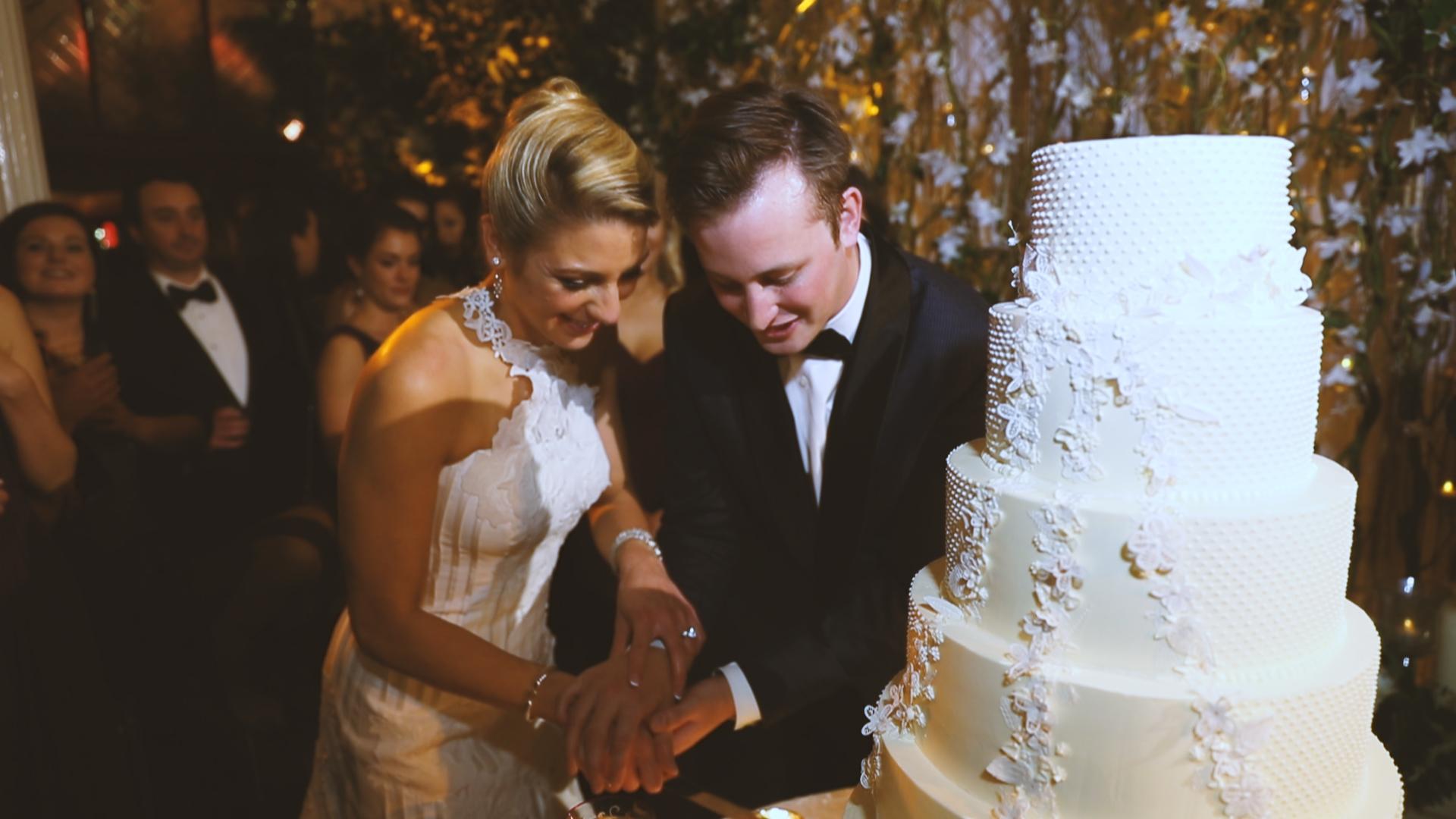 Wedding Cake - Bride Film