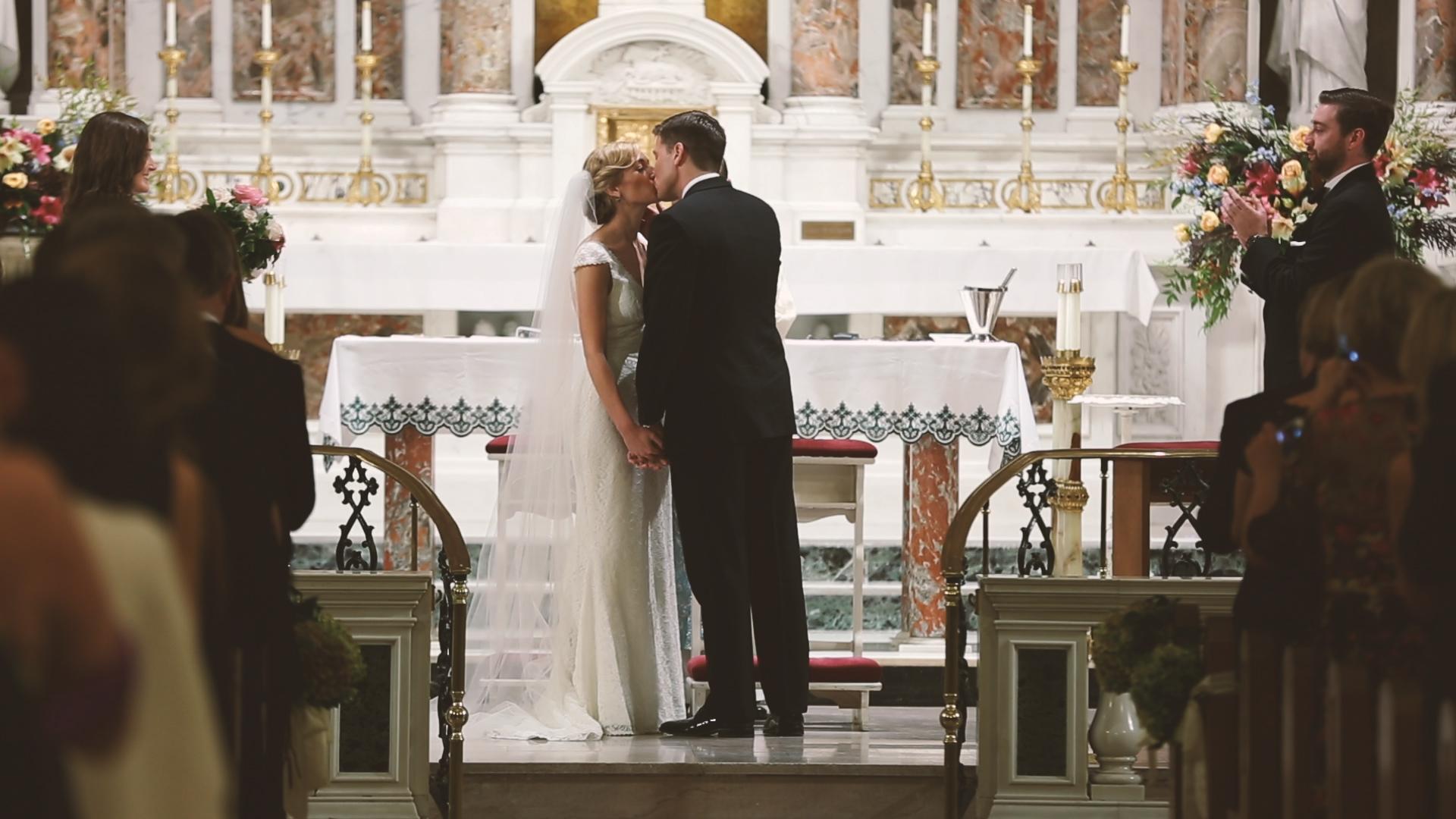First Kiss - Bride Film