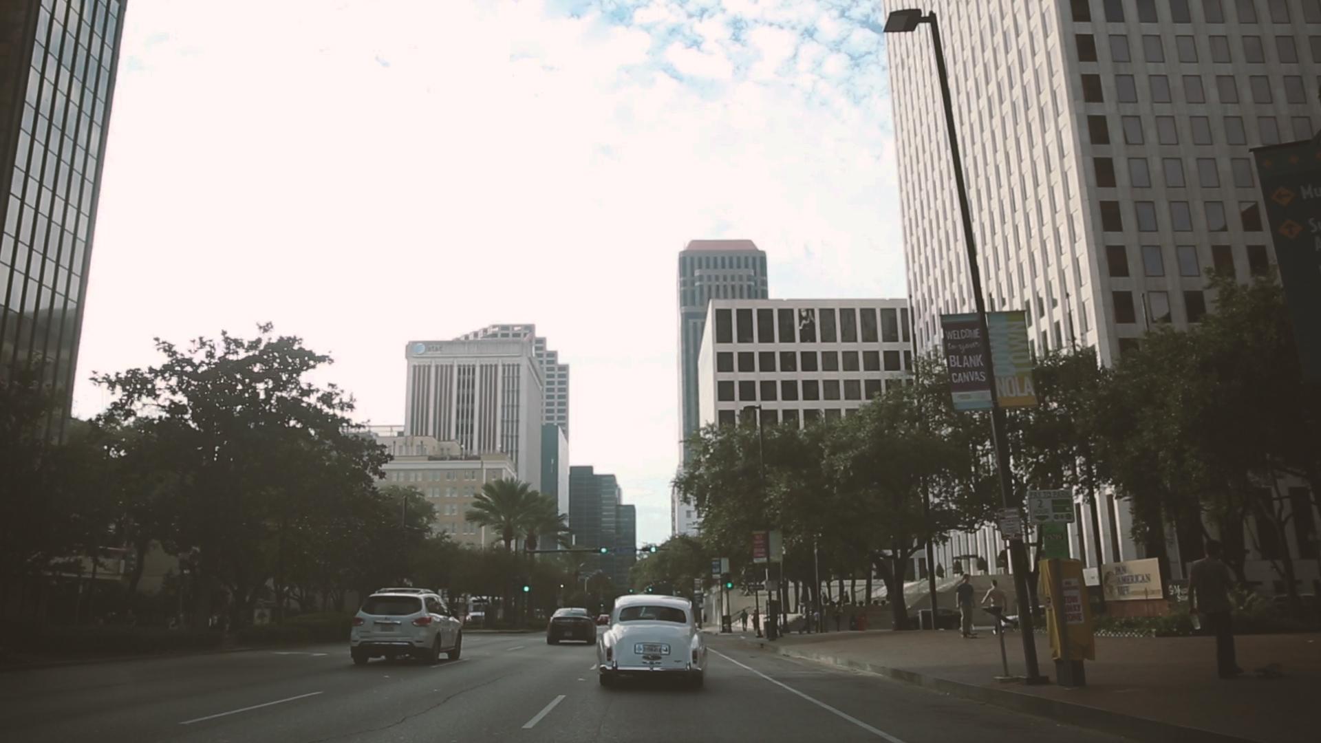 New Orleans Museum of Art - Bride Film